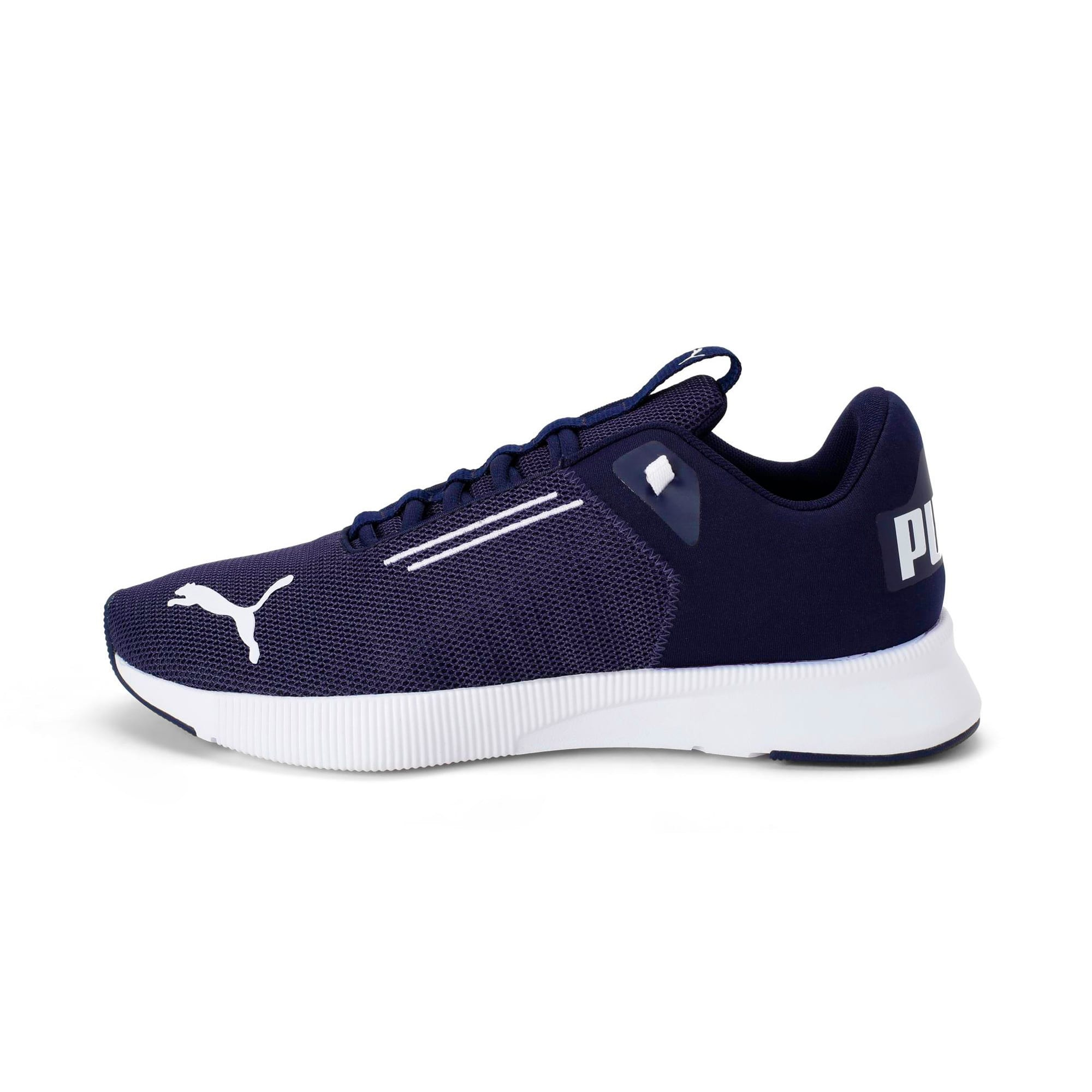 Thumbnail 1 of Flyer Modern Running Shoes, Peacoat-Puma White, medium-IND