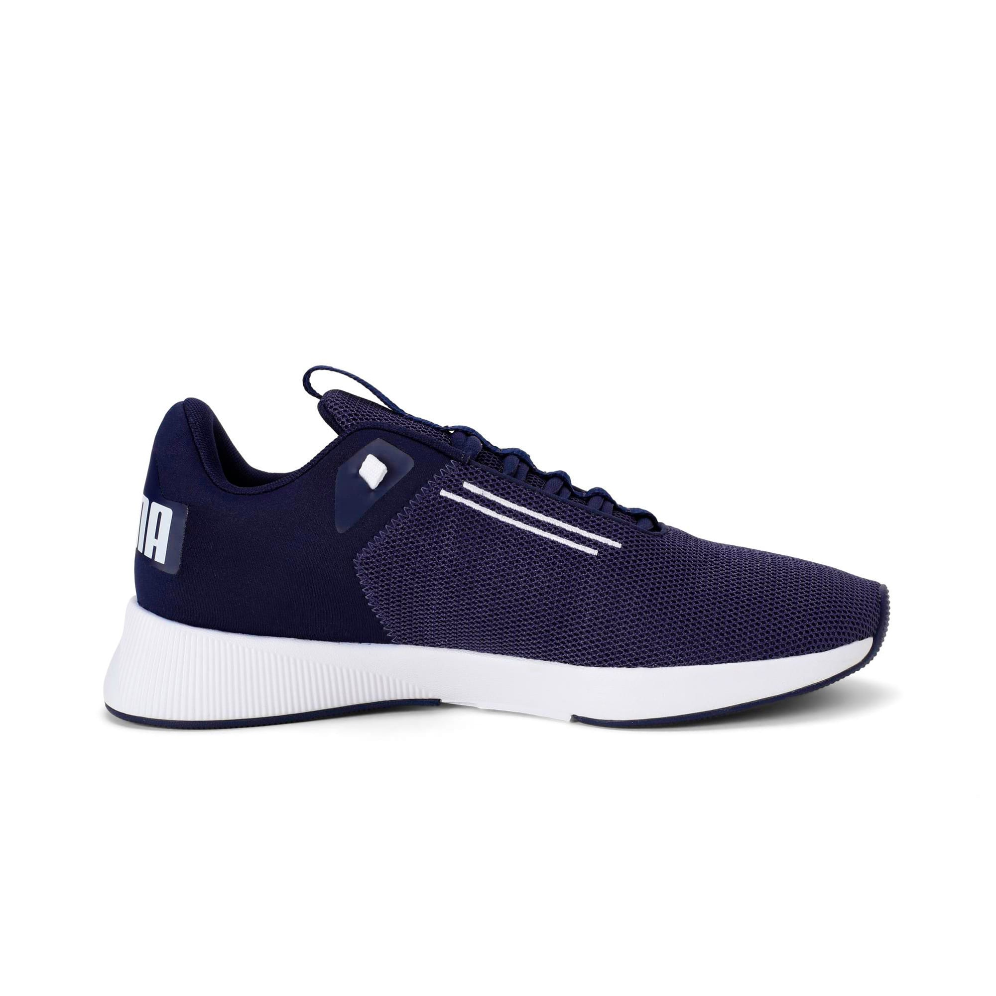 Thumbnail 5 of Flyer Modern Running Shoes, Peacoat-Puma White, medium-IND