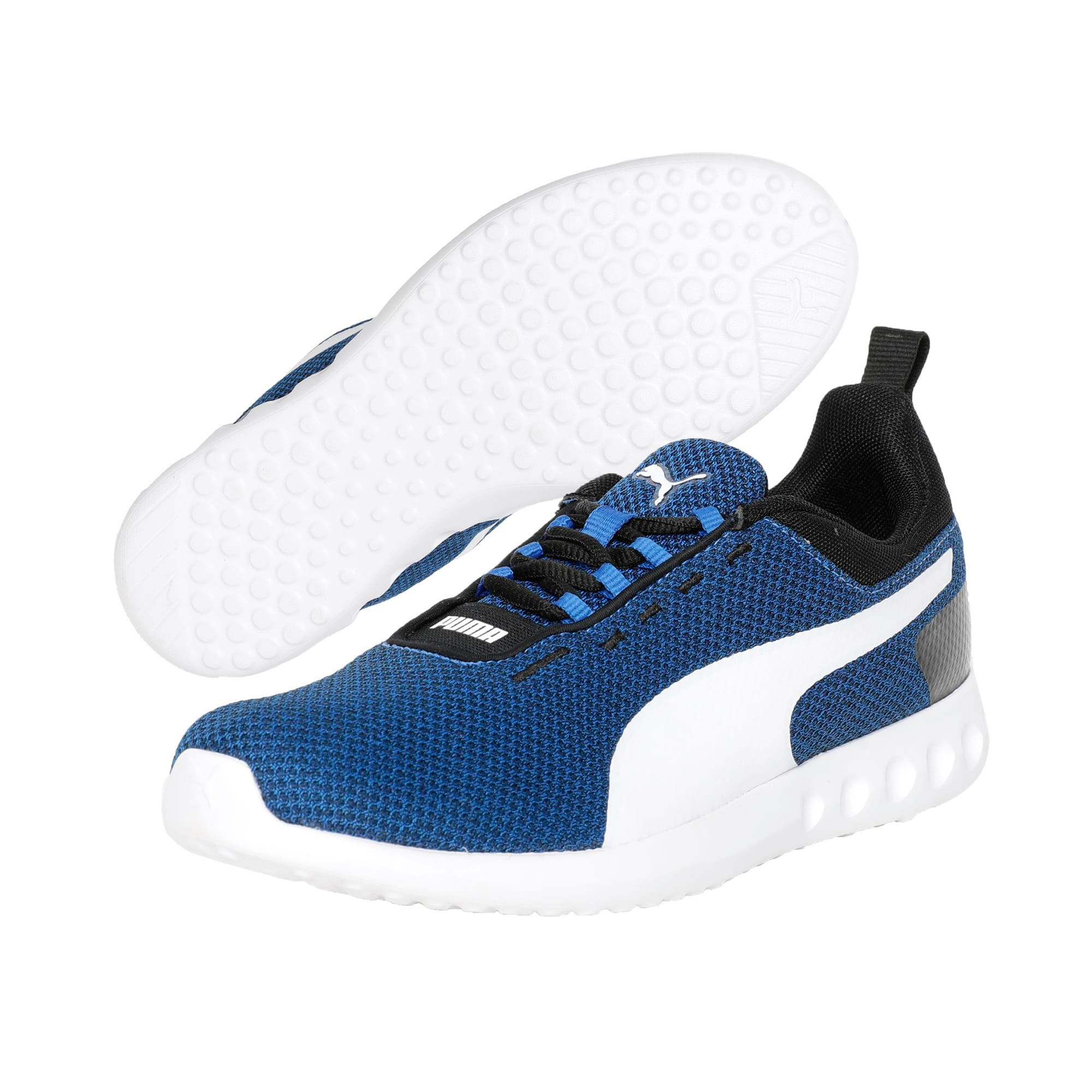 Thumbnail 2 of Concave Pro IDP High Risk Red-Puma Black, Strong Blue-P Black-P White, medium-IND