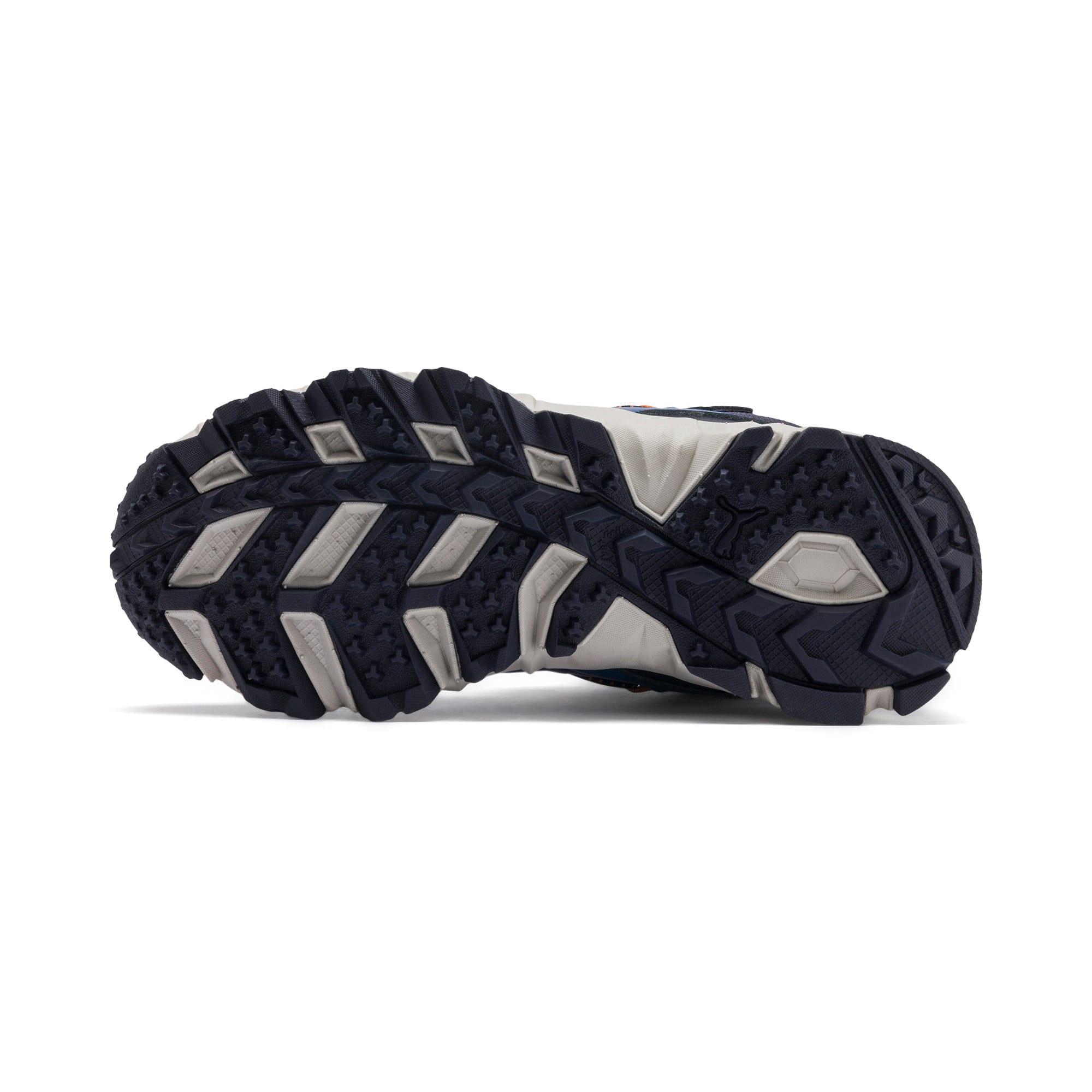 Thumbnail 4 of Maka PURETEX Boots JR, Peacoat-Jaffa Orange, medium