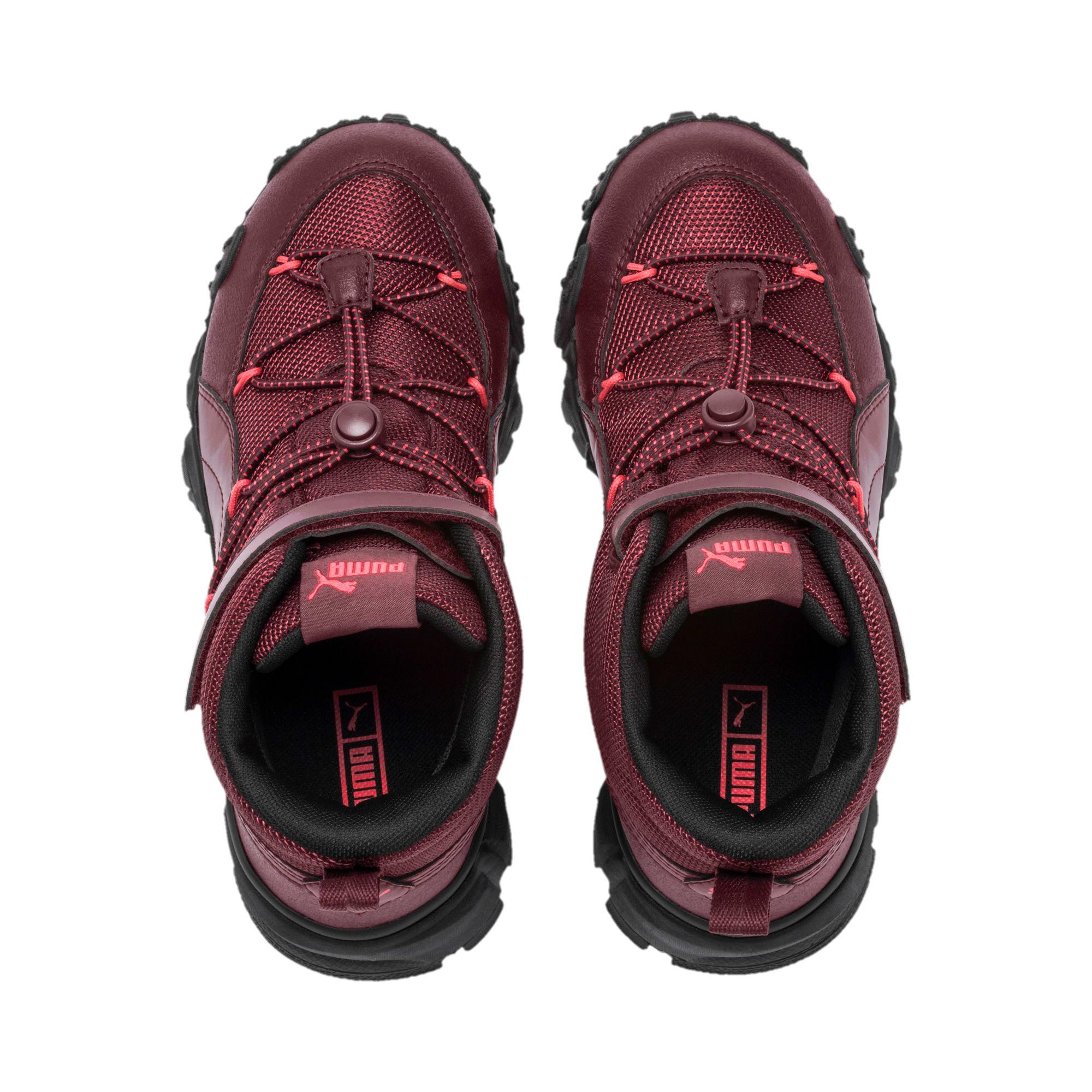 Thumbnail 6 of Maka PURETEX Boots JR, Vineyard Wine -Calypso Coral, medium