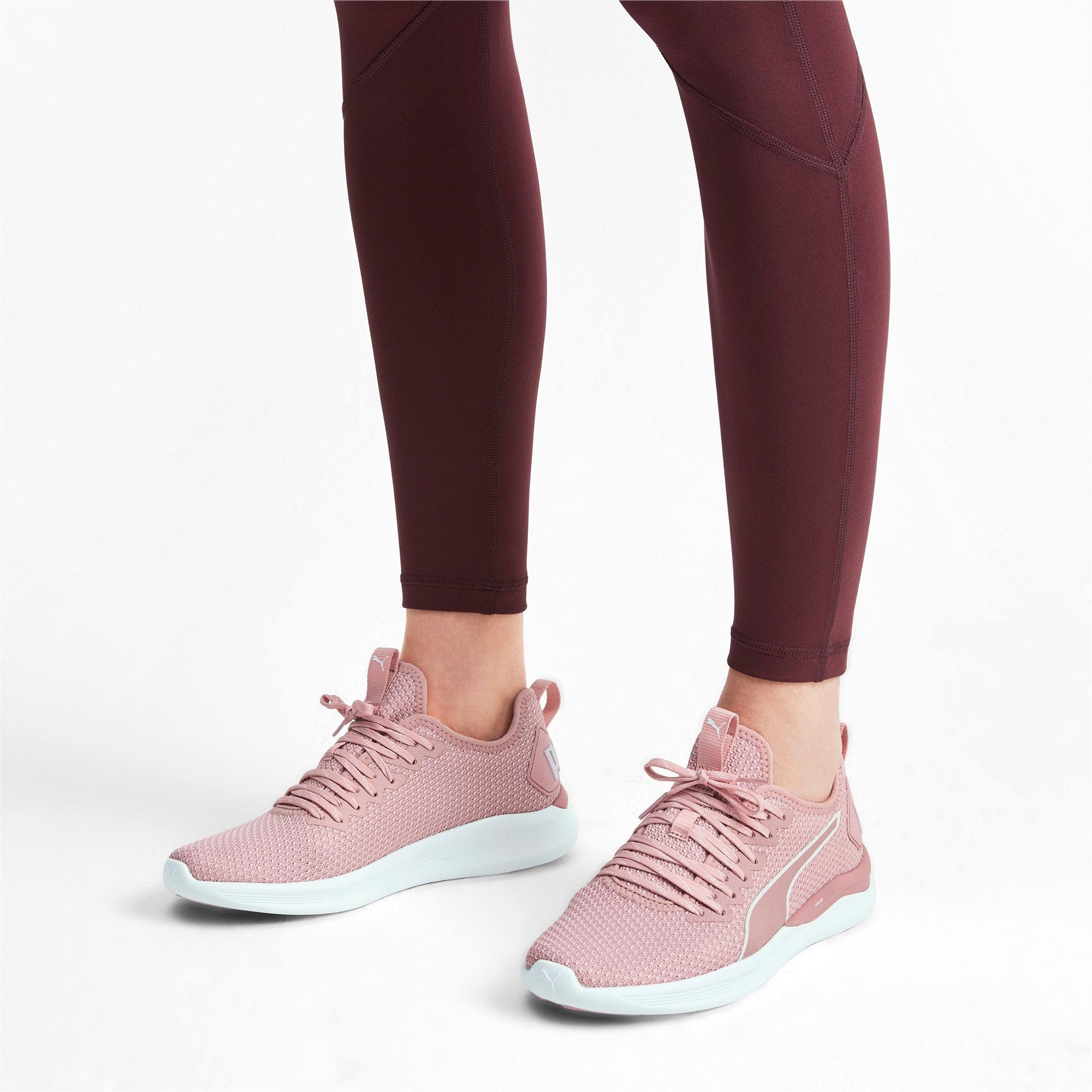 Thumbnail 3 of IGNITE Flash Women's Training Shoes, Bridal Rose-Puma White, medium