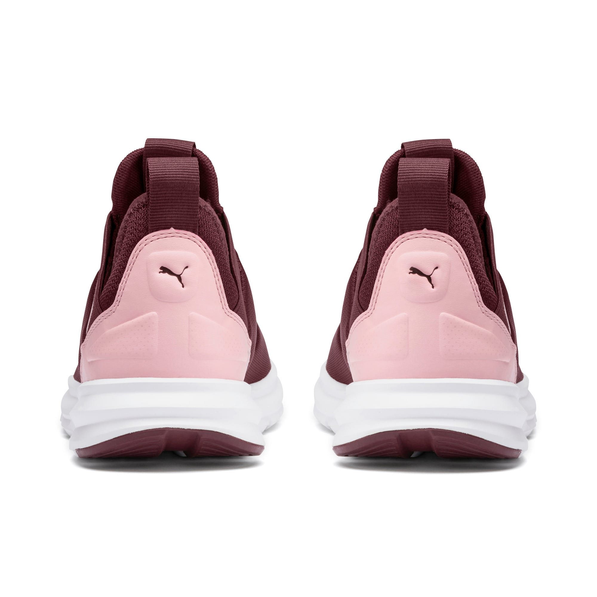 Thumbnail 3 of Enzo Beta Shine Sneakers JR, Vineyard Wine-Bridal Rose, medium