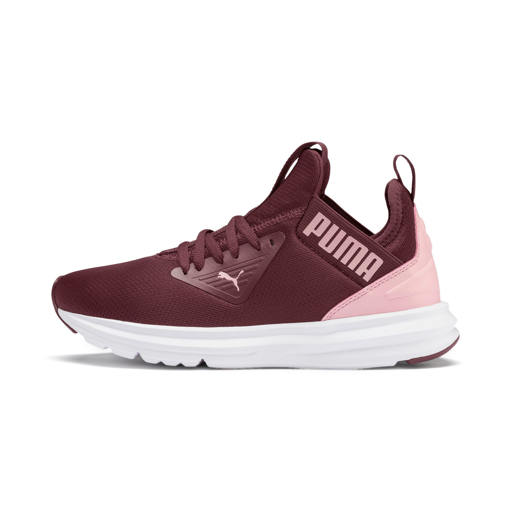 Thumbnail 1 of Enzo Beta Shine Sneakers JR, Vineyard Wine-Bridal Rose, medium