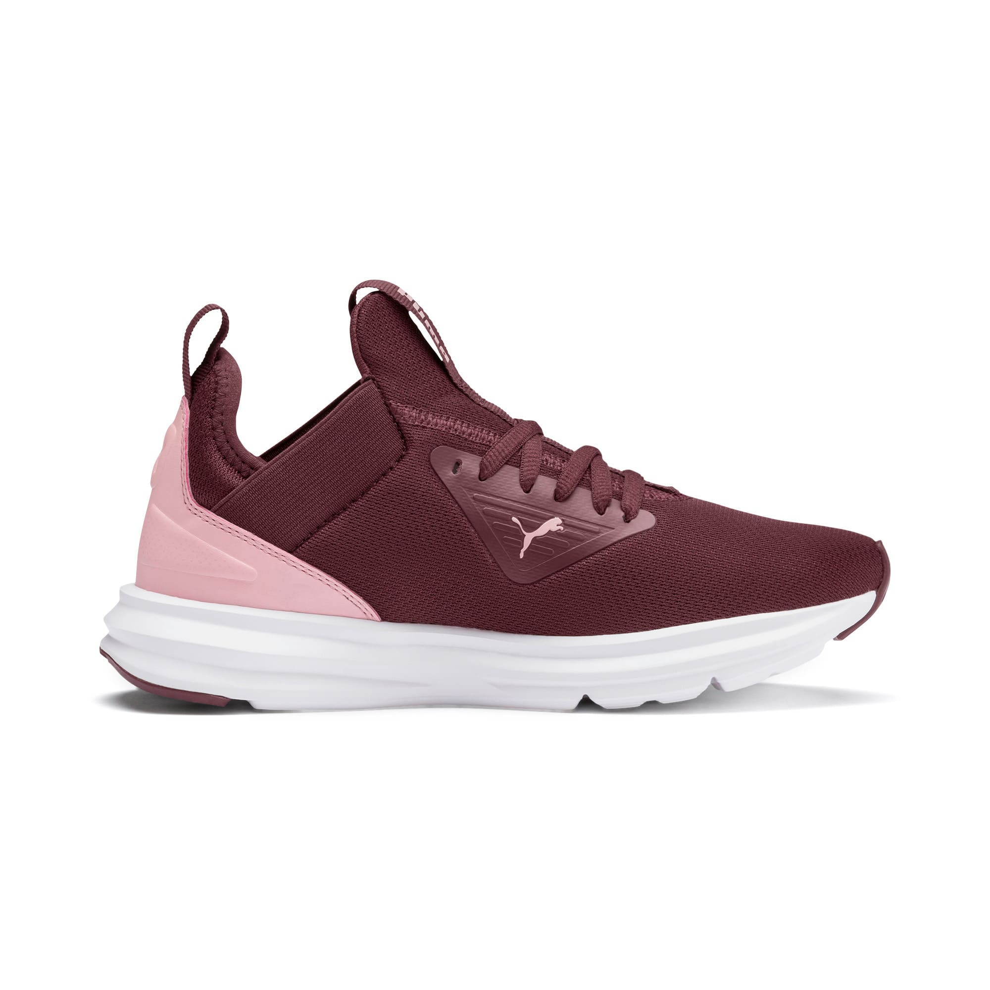 Thumbnail 5 of Enzo Beta Shine Sneakers JR, Vineyard Wine-Bridal Rose, medium