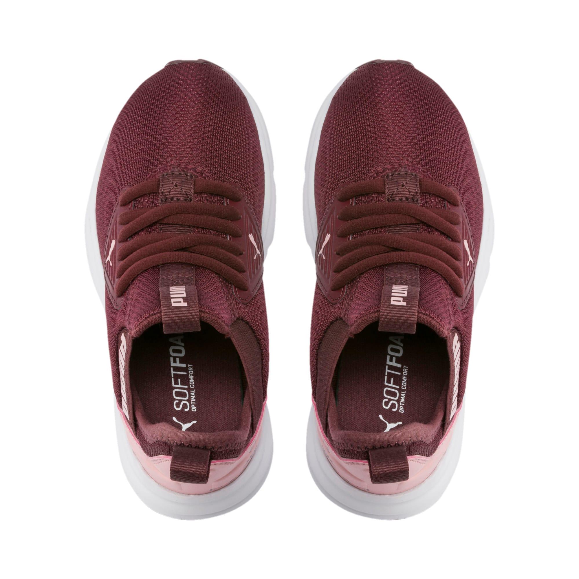 Thumbnail 6 of Enzo Beta Shine AC Sneakers PS, Vineyard Wine-Bridal Rose, medium