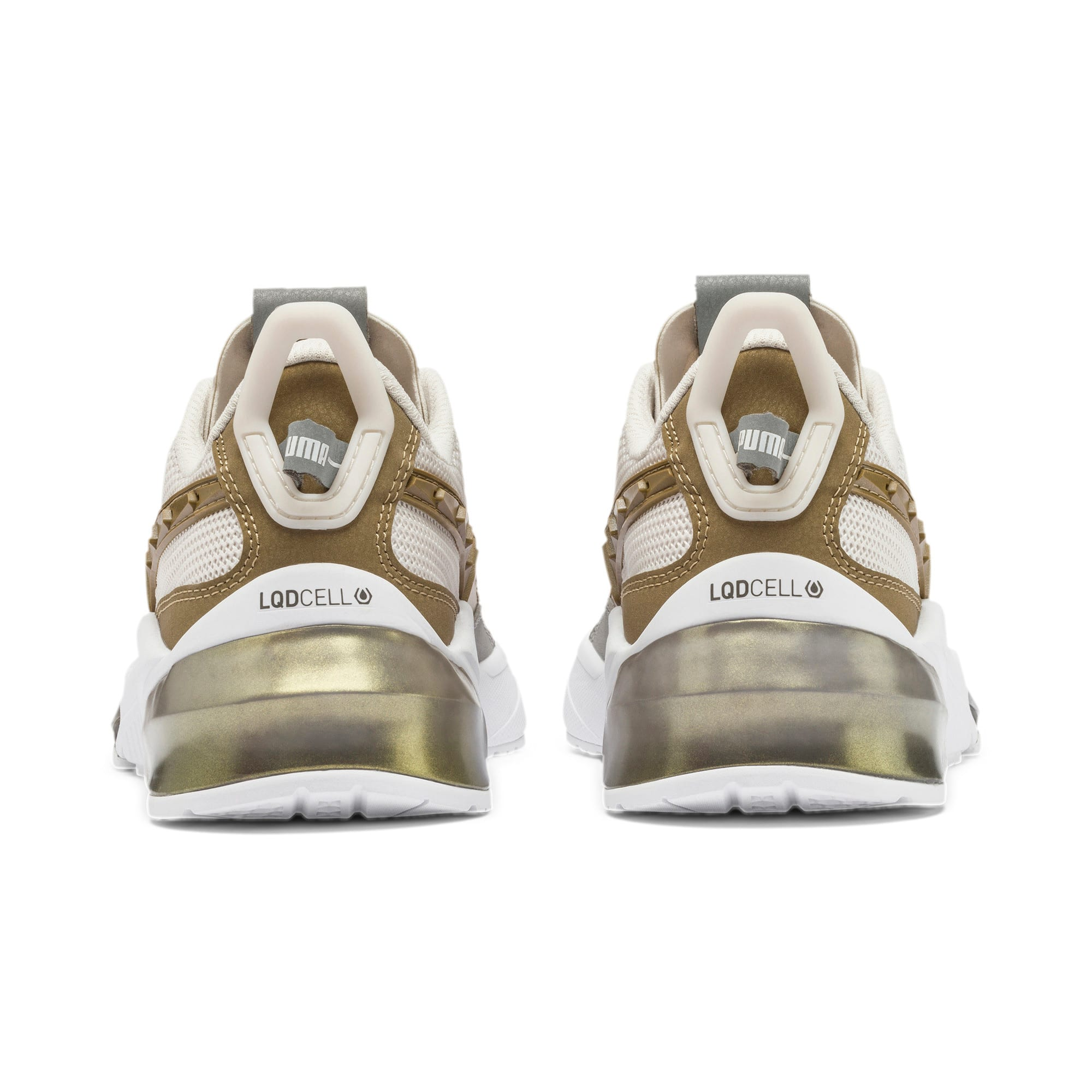 Thumbnail 4 of LQDCELL Optic Sci-Fi Women's Training Shoes, Pastel Parchment-Gold, medium