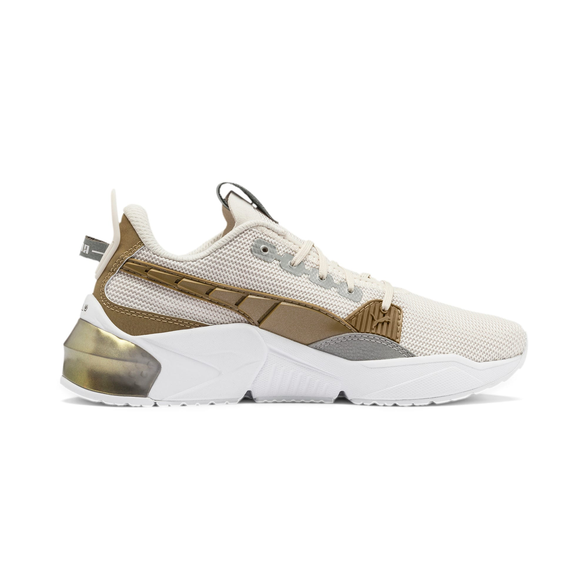Thumbnail 6 of LQDCELL Optic Sci-Fi Women's Training Shoes, Pastel Parchment-Gold, medium
