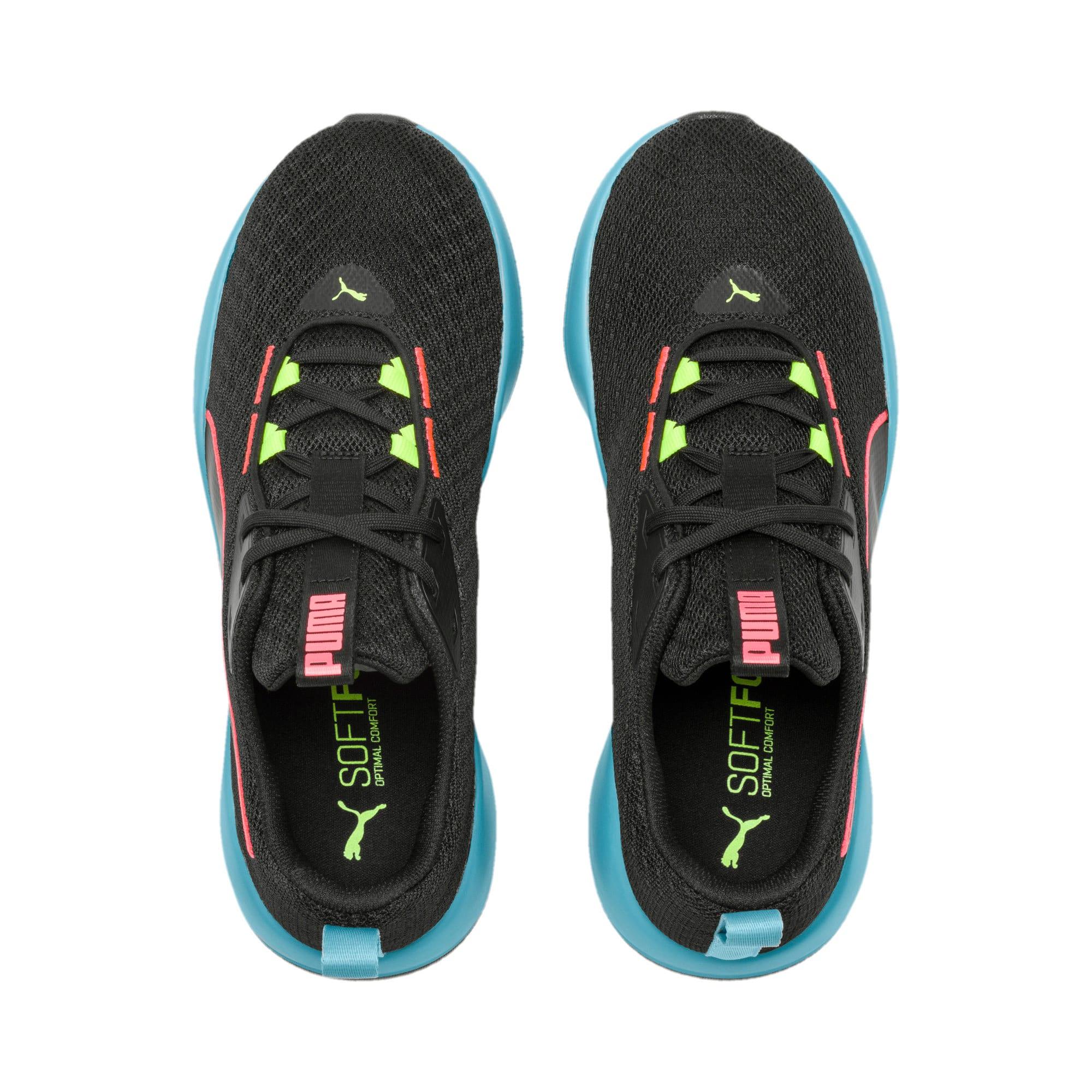 Thumbnail 7 of Flourish FS Women's Training Shoes, Puma Black-Milky Blue, medium