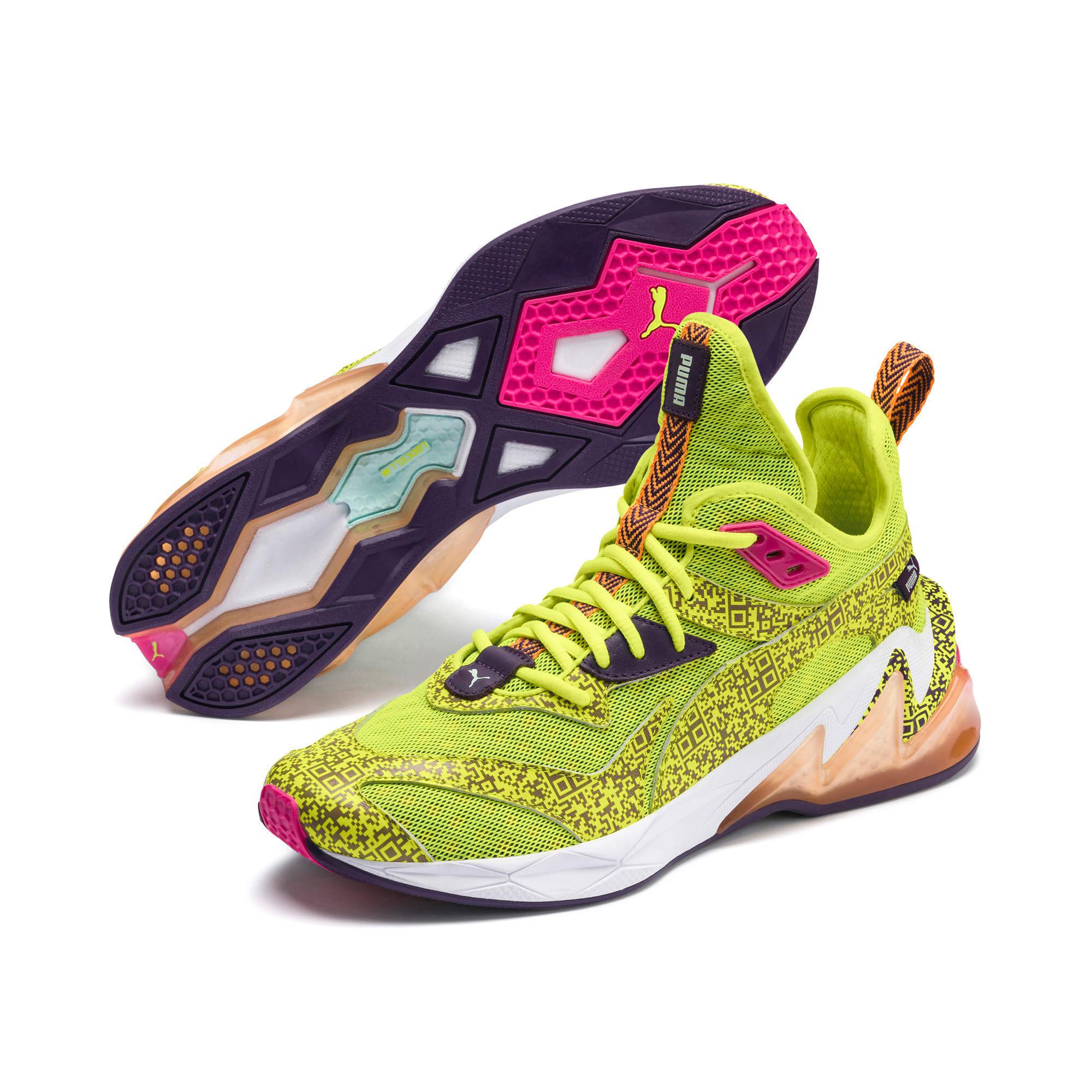 Thumbnail 2 of LQDCELL Origin AR Men's Training Shoes, Fizzy Yllow-Indigo-Ornge Pop, medium