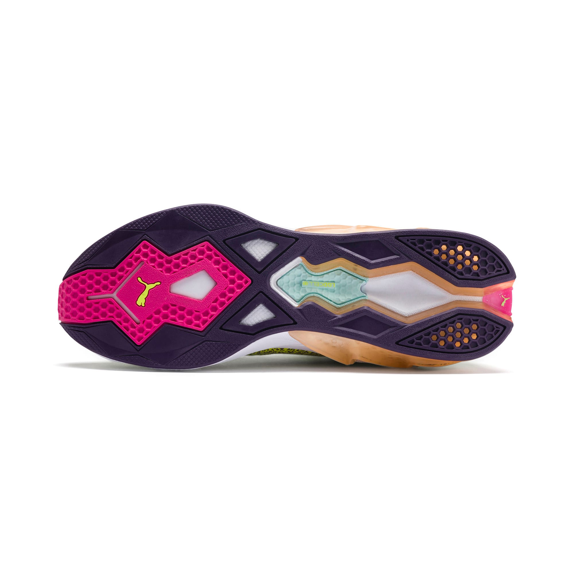 Thumbnail 4 of LQDCELL Origin AR Men's Training Shoes, Fizzy Yllow-Indigo-Ornge Pop, medium