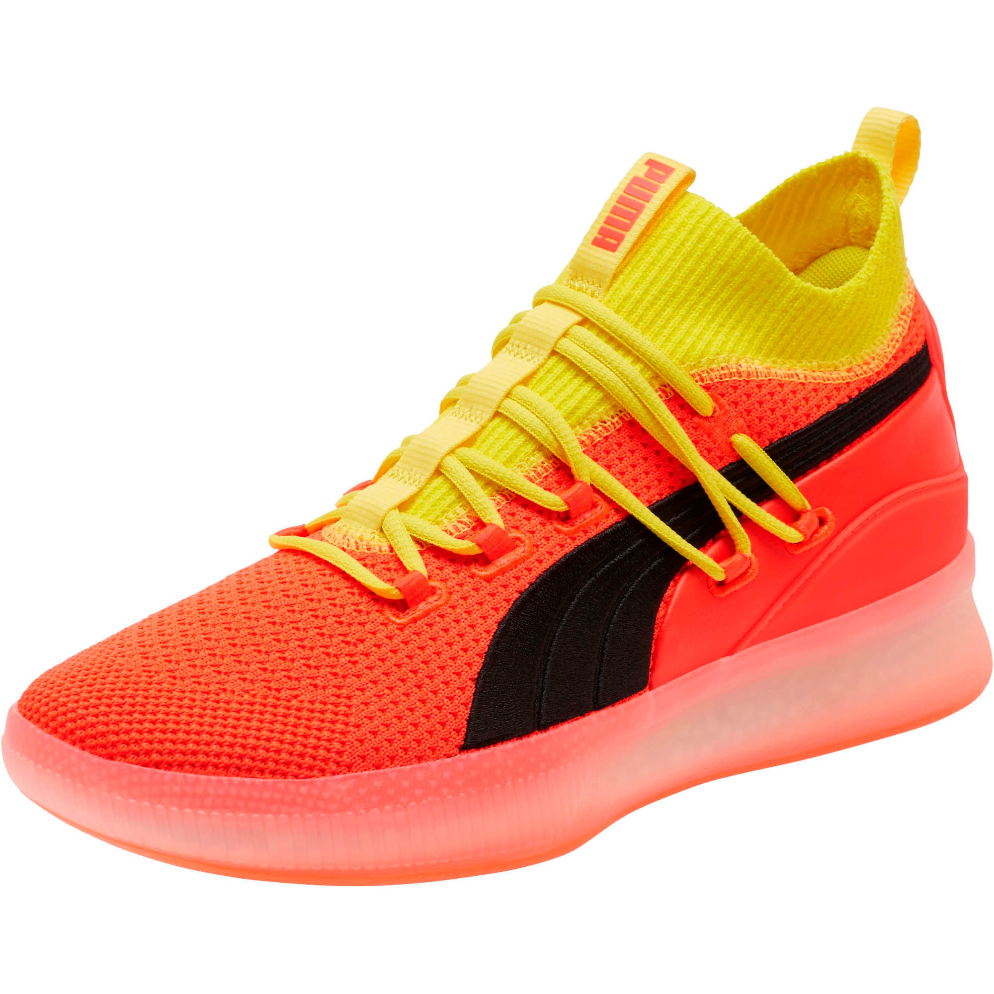 outlet store fcb40 4bc44 Clyde Court Basketball Shoes JR