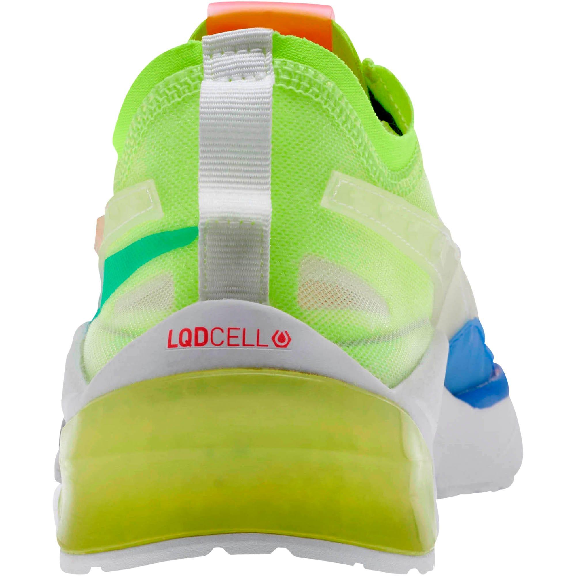 Thumbnail 3 of LQDCELL Optic Sheer Women's Training Shoes, Puma White, medium