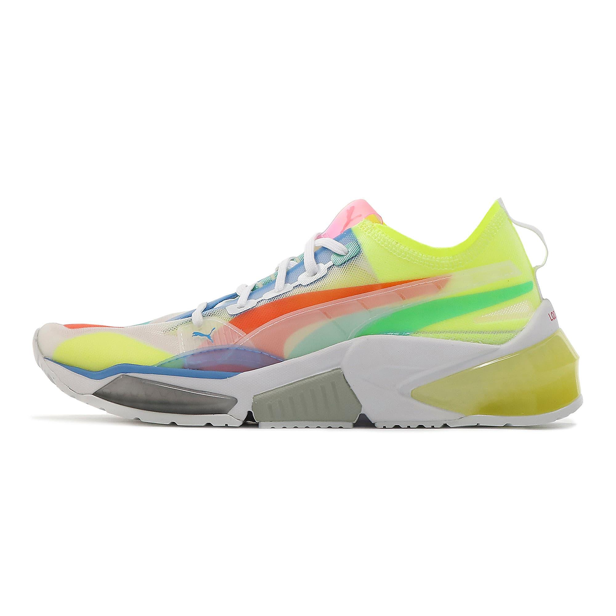 Thumbnail 1 of LQDCELL Optic Sheer Women's Training Shoes, Puma White, medium