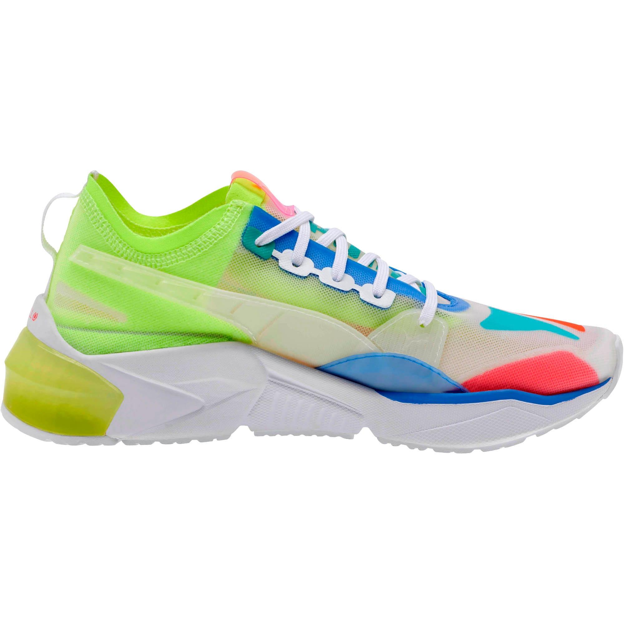 Thumbnail 4 of LQDCELL Optic Sheer Women's Training Shoes, Puma White, medium