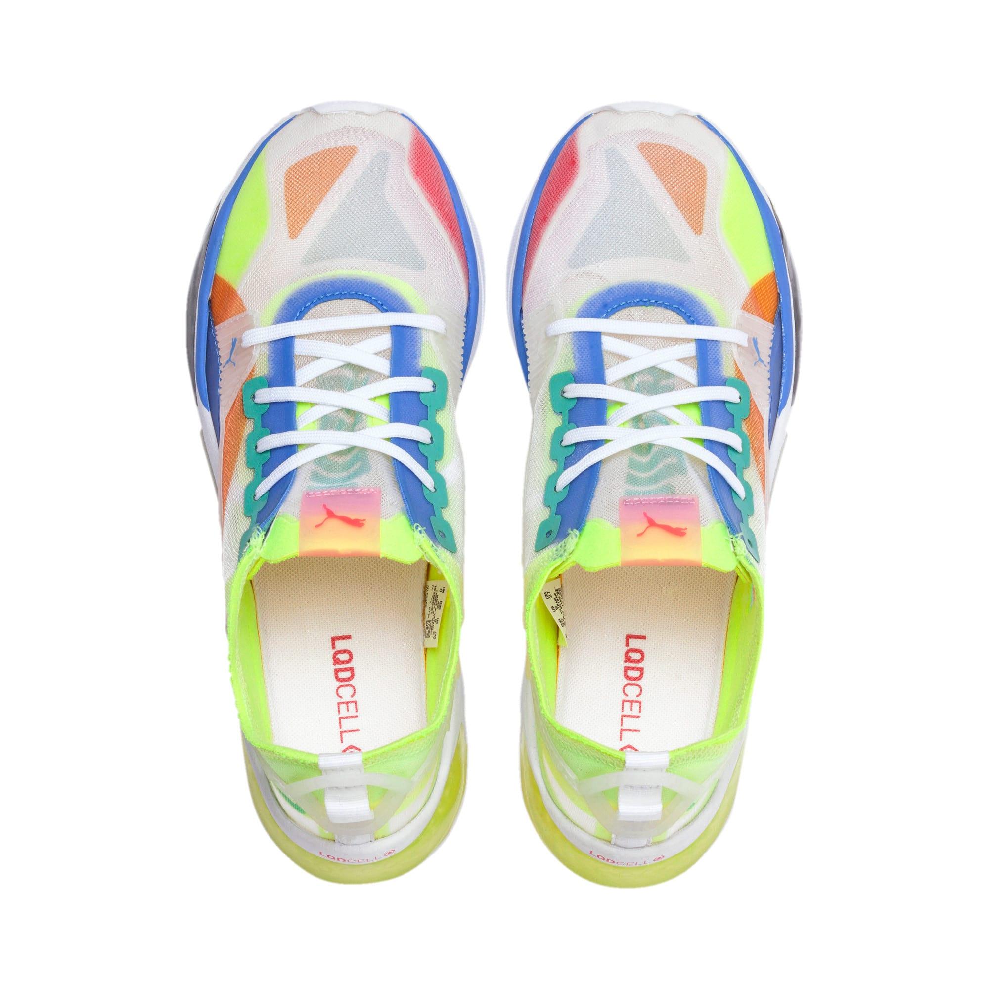 Thumbnail 6 of LQDCELL Optic Sheer Women's Training Shoes, Puma White, medium
