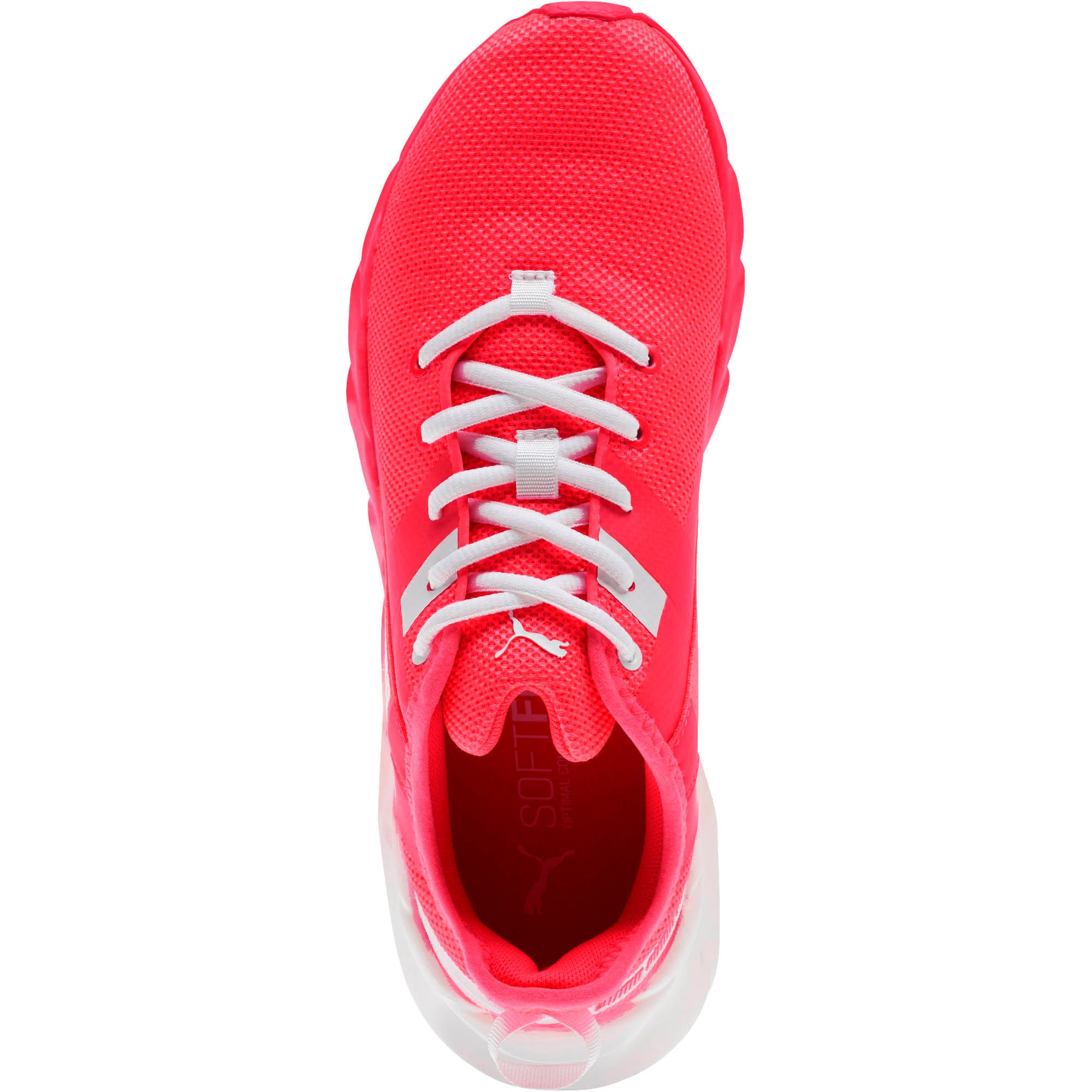 Thumbnail 5 of Weave XT Fade Women's Training Shoes, Pink Alert-Puma White, medium