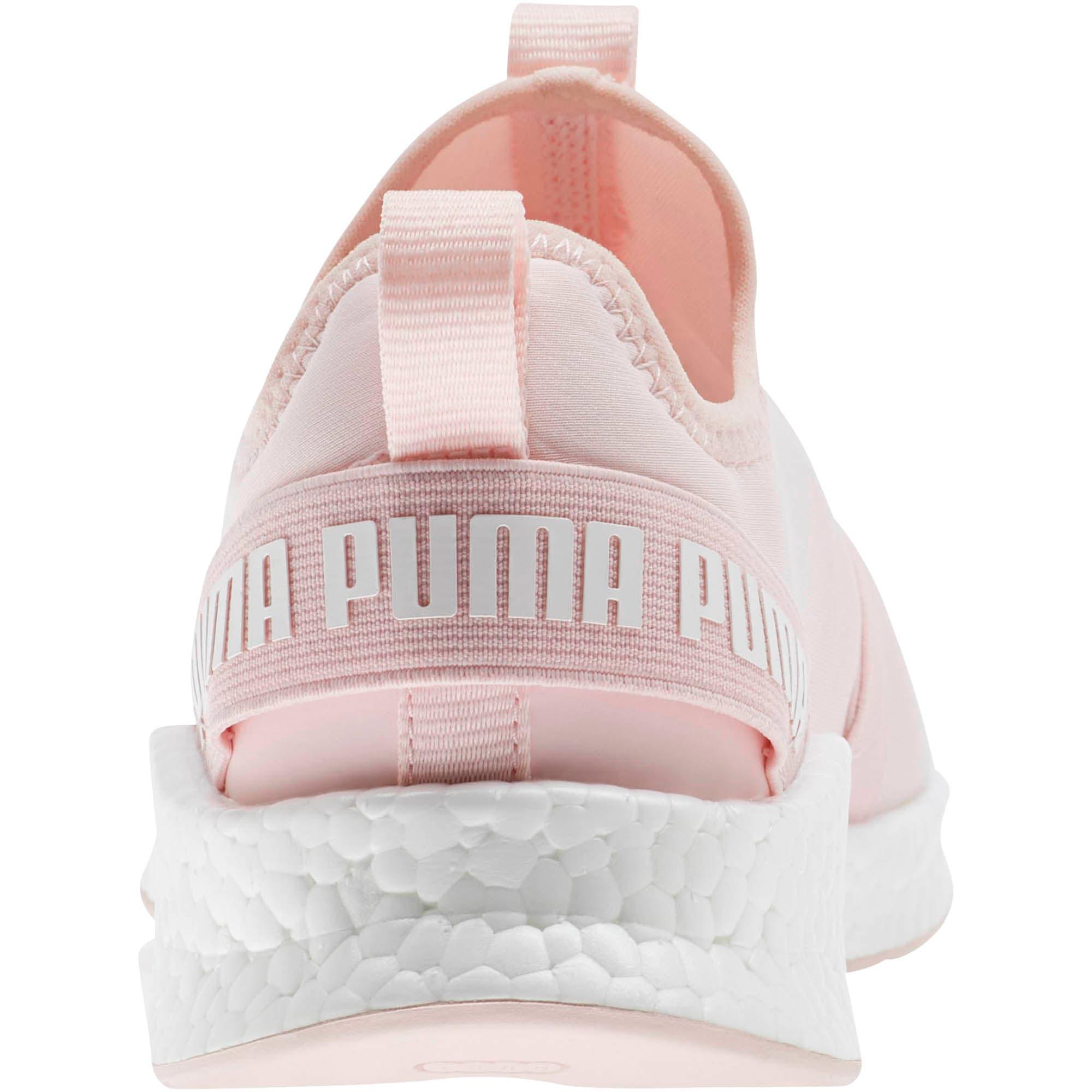 Thumbnail 3 of NRGY Star Slip-On Women's Running Shoes, Pearl-Puma White, medium