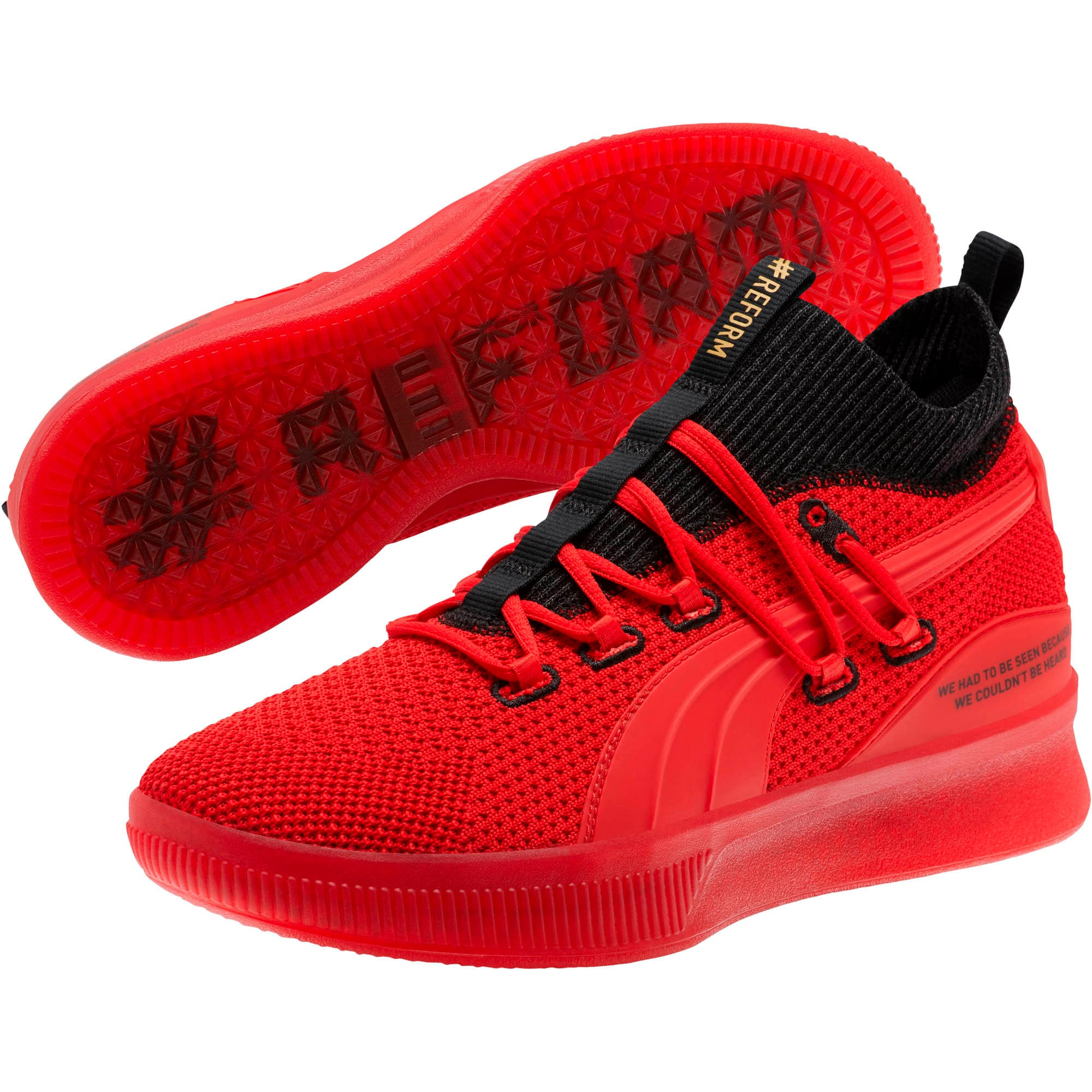 on sale 79dcf 0838f Clyde Court #REFORM Basketball Shoes