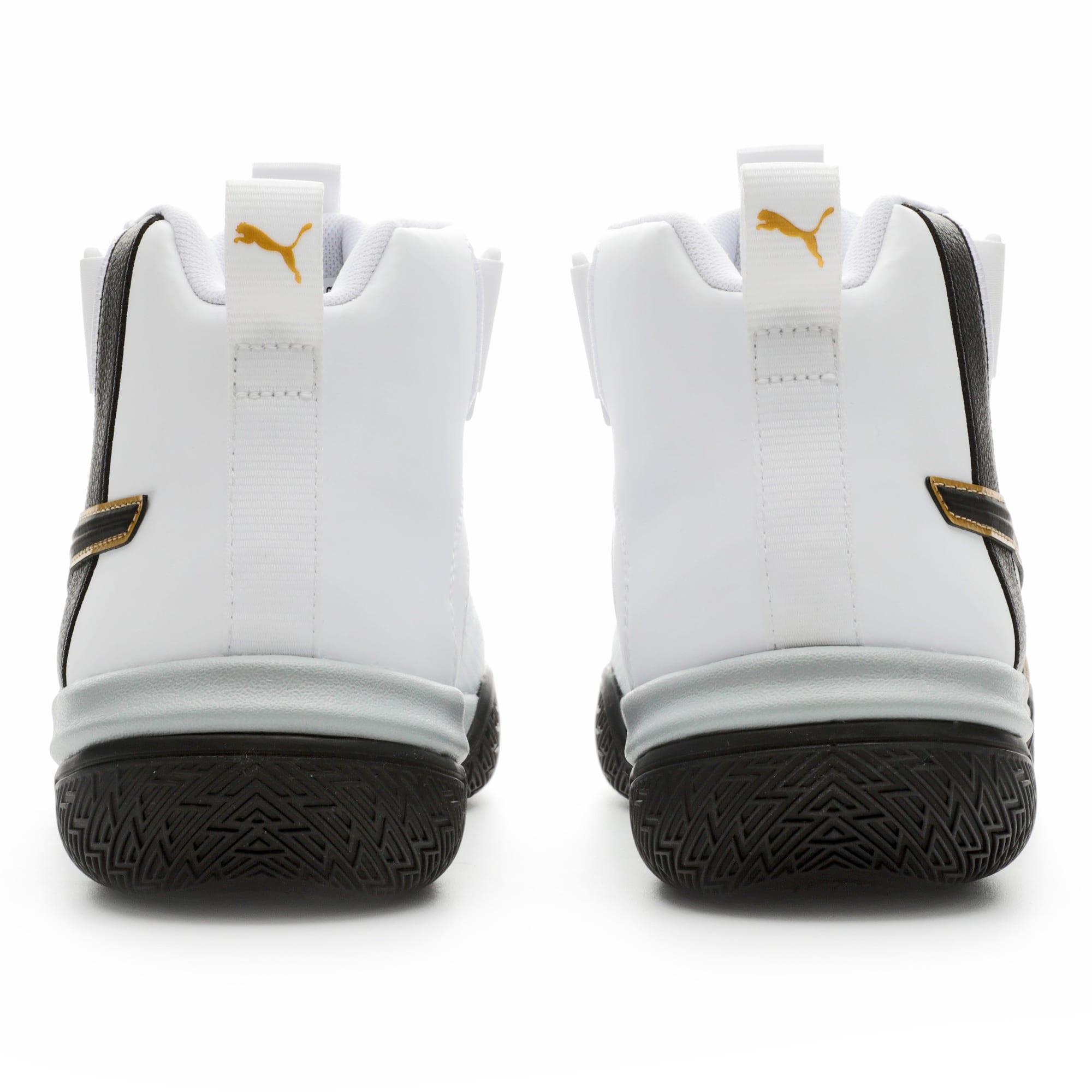 Thumbnail 3 of Legacy '68 Basketball Shoes, Puma Black-Puma White, medium