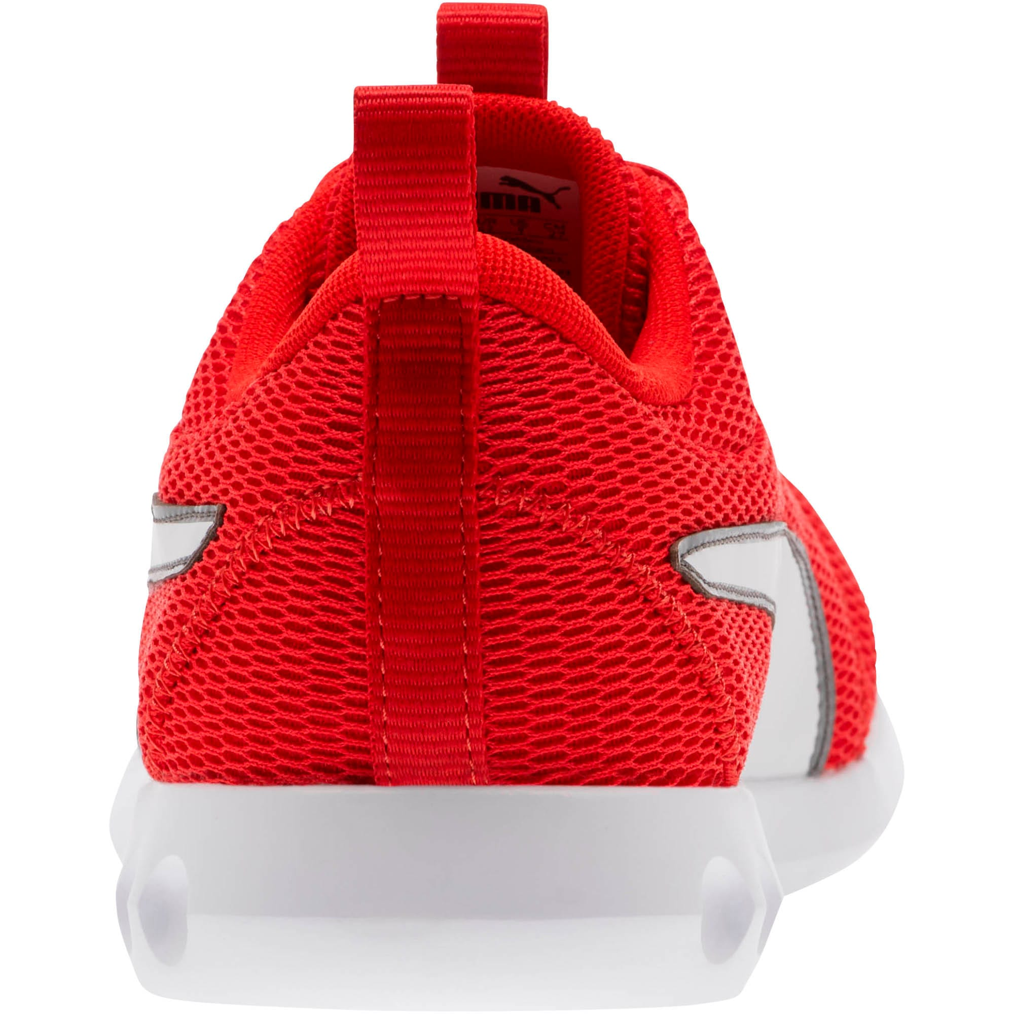 Thumbnail 3 of Carson 2 New Core FS Sneakers, High Risk Red-Charcoal Gray, medium