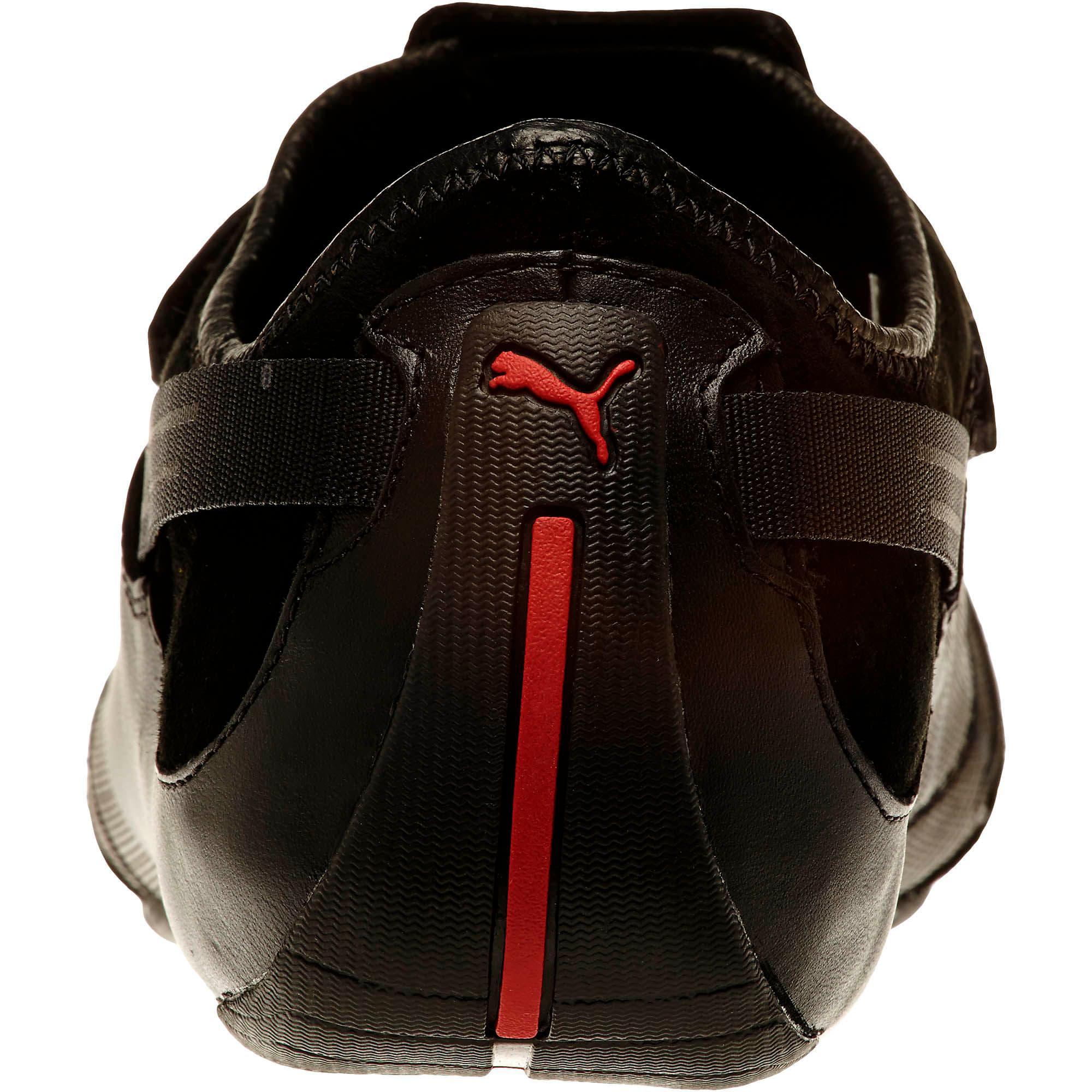 Thumbnail 4 of Vedano Men's Shoes, black-black-ribbon red, medium