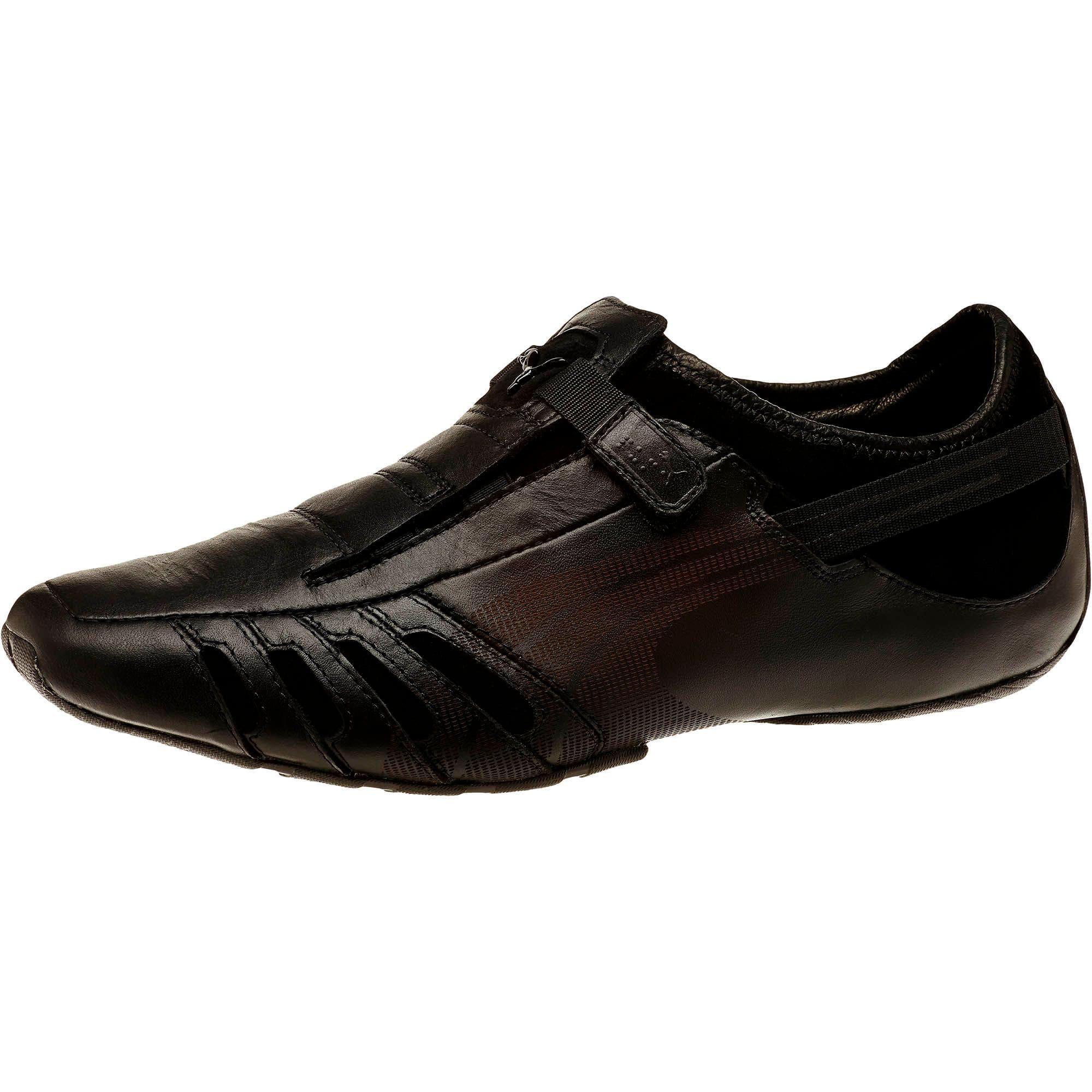 Thumbnail 1 of Vedano Men's Shoes, black-black-ribbon red, medium
