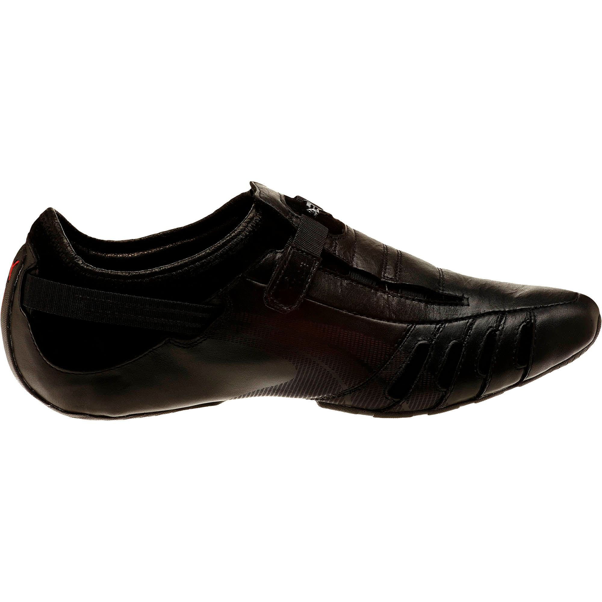 Thumbnail 3 of Vedano Men's Shoes, black-black-ribbon red, medium