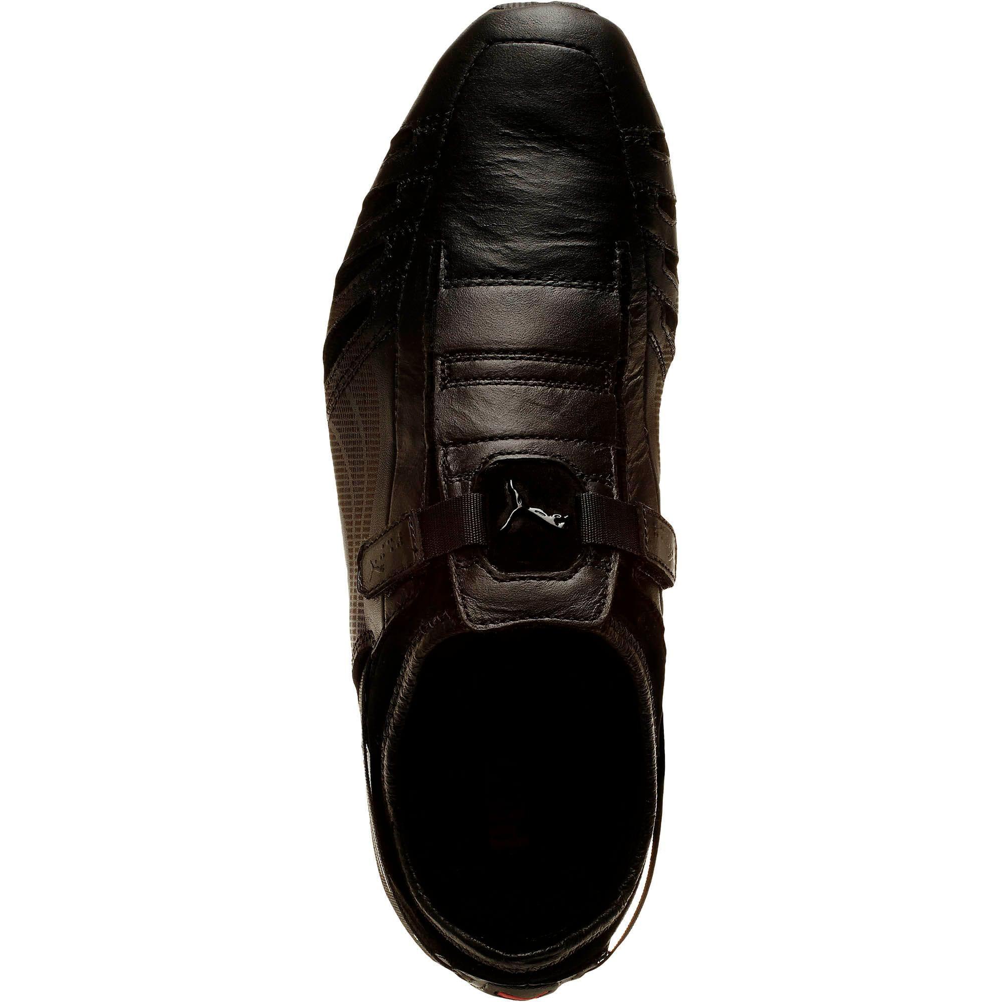 Thumbnail 5 of Vedano Men's Shoes, black-black-ribbon red, medium