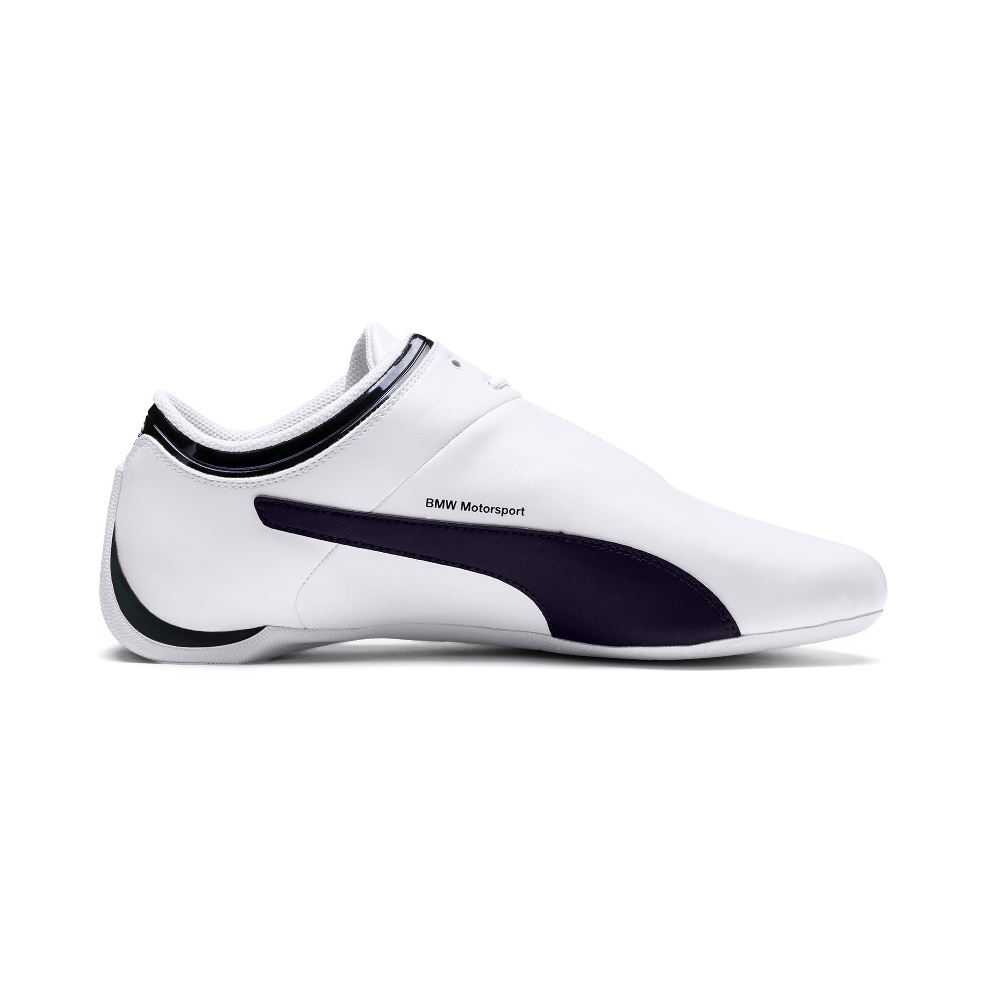 Thumbnail 5 of BMW Motorsport Future Cat Sneaker, Puma White-Team Blue-2, medium