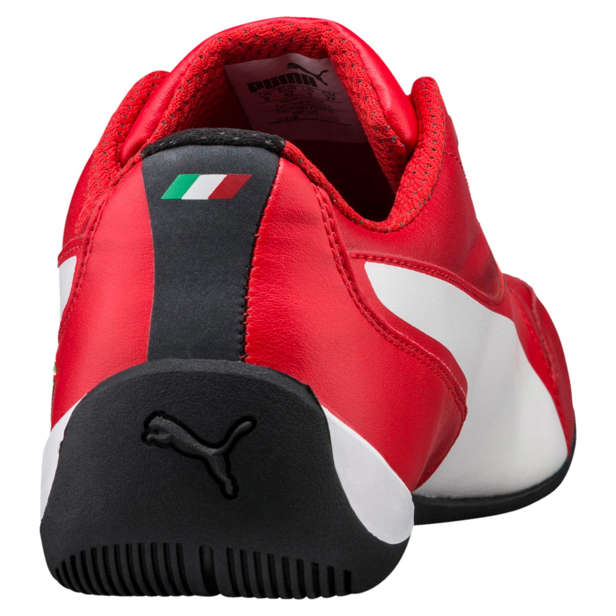Thumbnail 4 of Scuderia Ferrari Drift Cat 7 Shoes, Rosso Corsa-Puma White-Black, medium