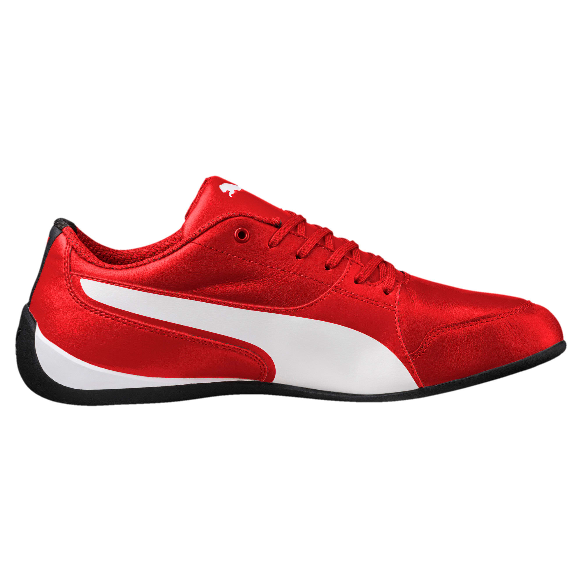Thumbnail 3 of Scuderia Ferrari Drift Cat 7 Shoes, Rosso Corsa-Puma White-Black, medium