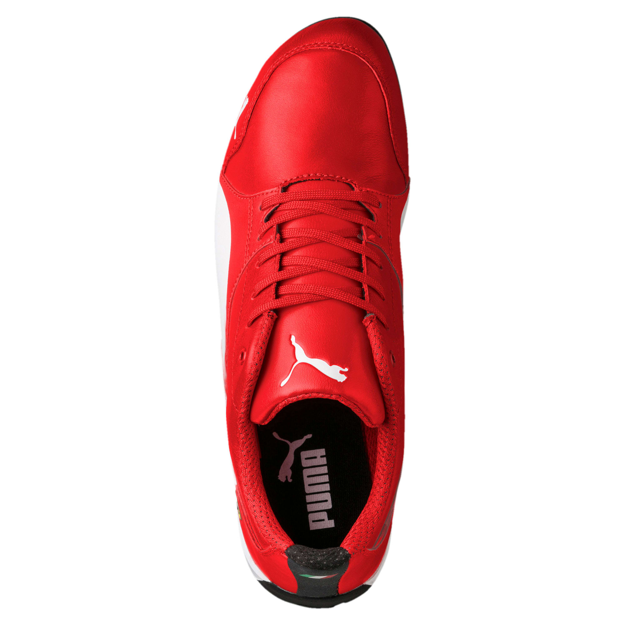 Thumbnail 5 of Scuderia Ferrari Drift Cat 7 Shoes, Rosso Corsa-Puma White-Black, medium