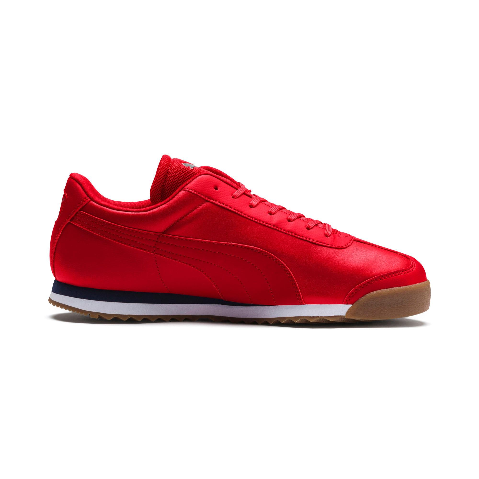 Thumbnail 5 of Scuderia Ferrari Roma Men's Sneakers, Rosso Corsa-Rosso Corsa, medium