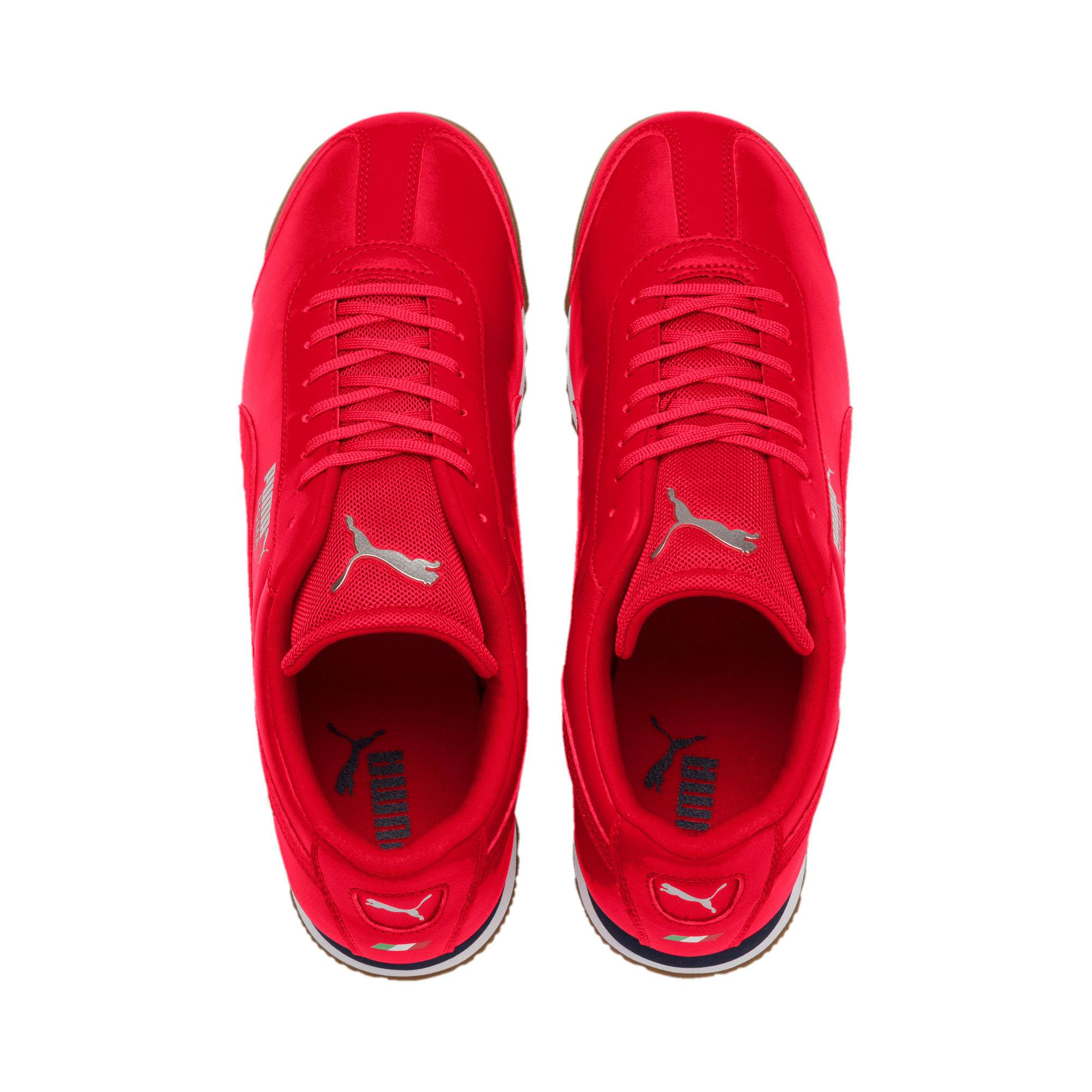 Thumbnail 6 of Scuderia Ferrari Roma Men's Sneakers, Rosso Corsa-Rosso Corsa, medium