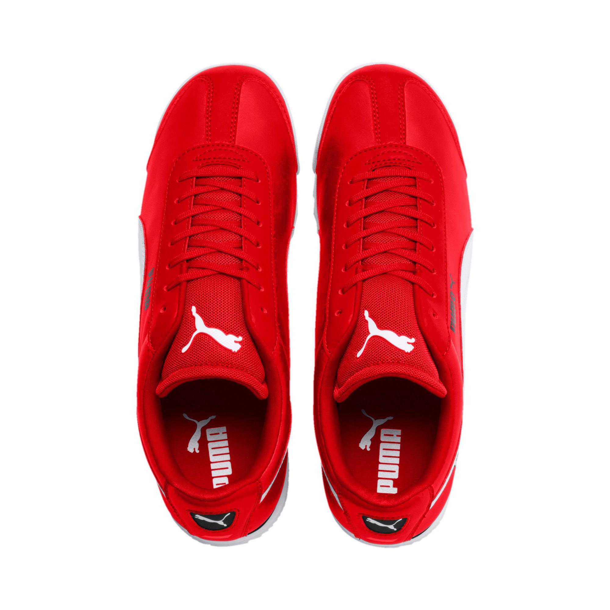Thumbnail 7 of Scuderia Ferrari Roma Men's Sneakers, Rosso Corsa-White-Black, medium
