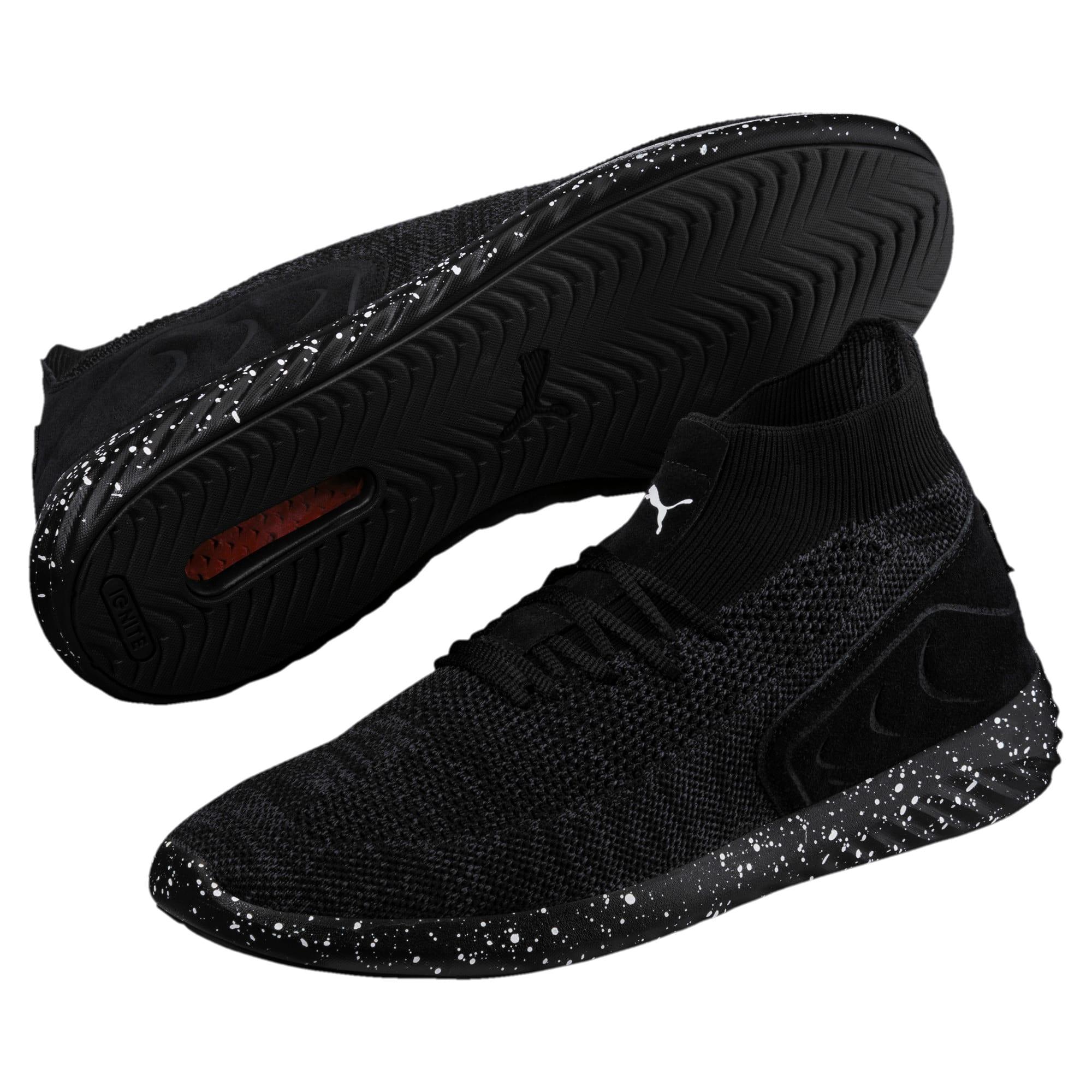 Thumbnail 2 of Speed Cat Wings Monaco Shoes, PumaBlack-PumaWhite-Black, medium