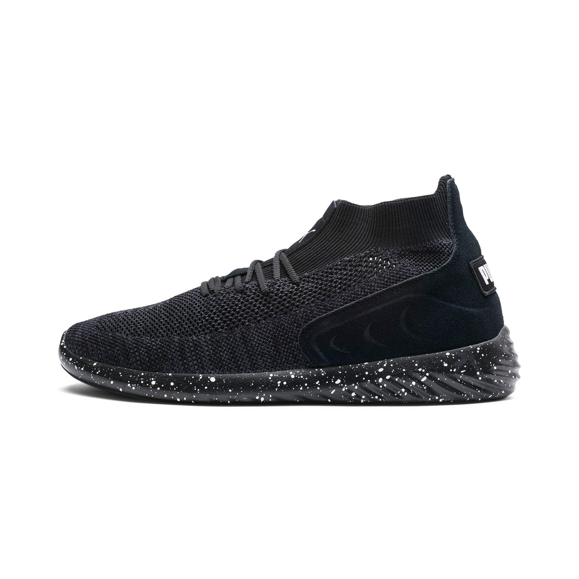 Thumbnail 1 of Speed Cat Wings Monaco Shoes, PumaBlack-PumaWhite-Black, medium