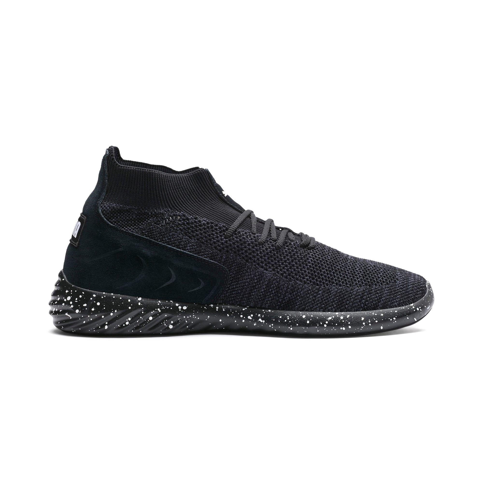 Thumbnail 5 of Speed Cat Wings Monaco Shoes, PumaBlack-PumaWhite-Black, medium