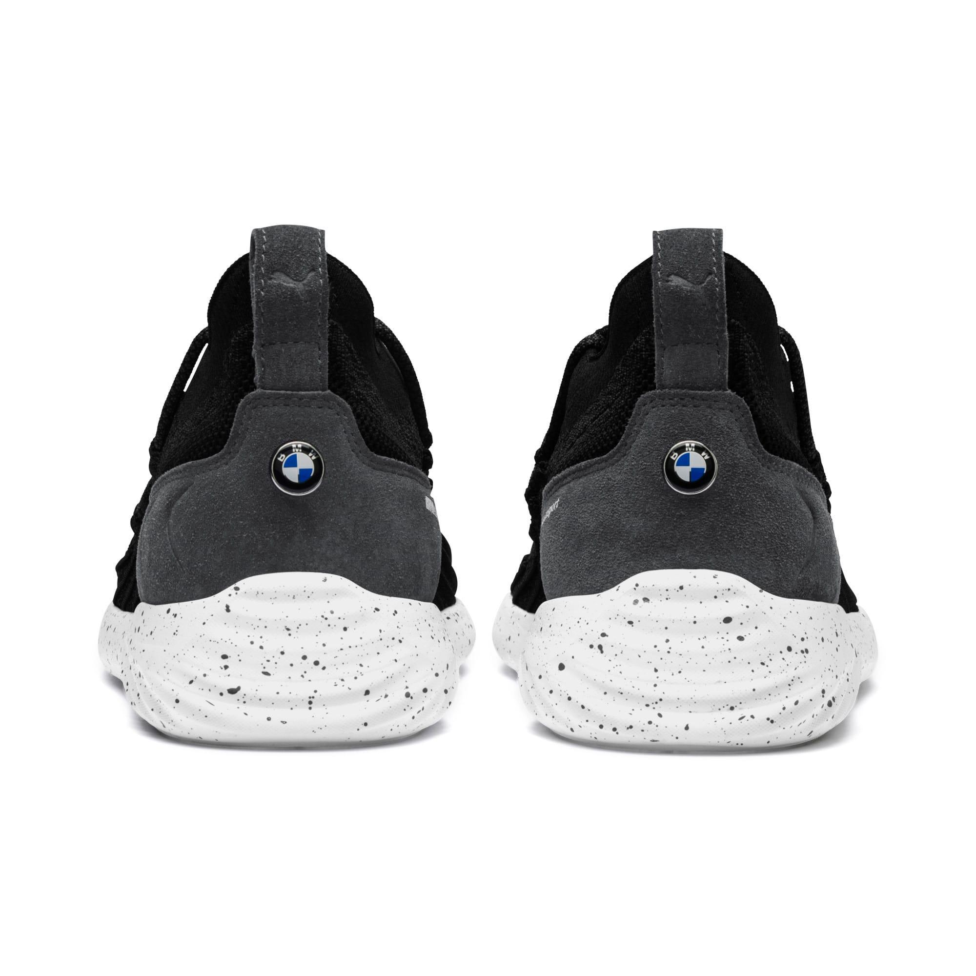Miniatura 4 de Zapatos deportivos BMW M Motorsport SpeedCat FUSEFIT, Puma Black-Asphalt-PumaWhite, mediano
