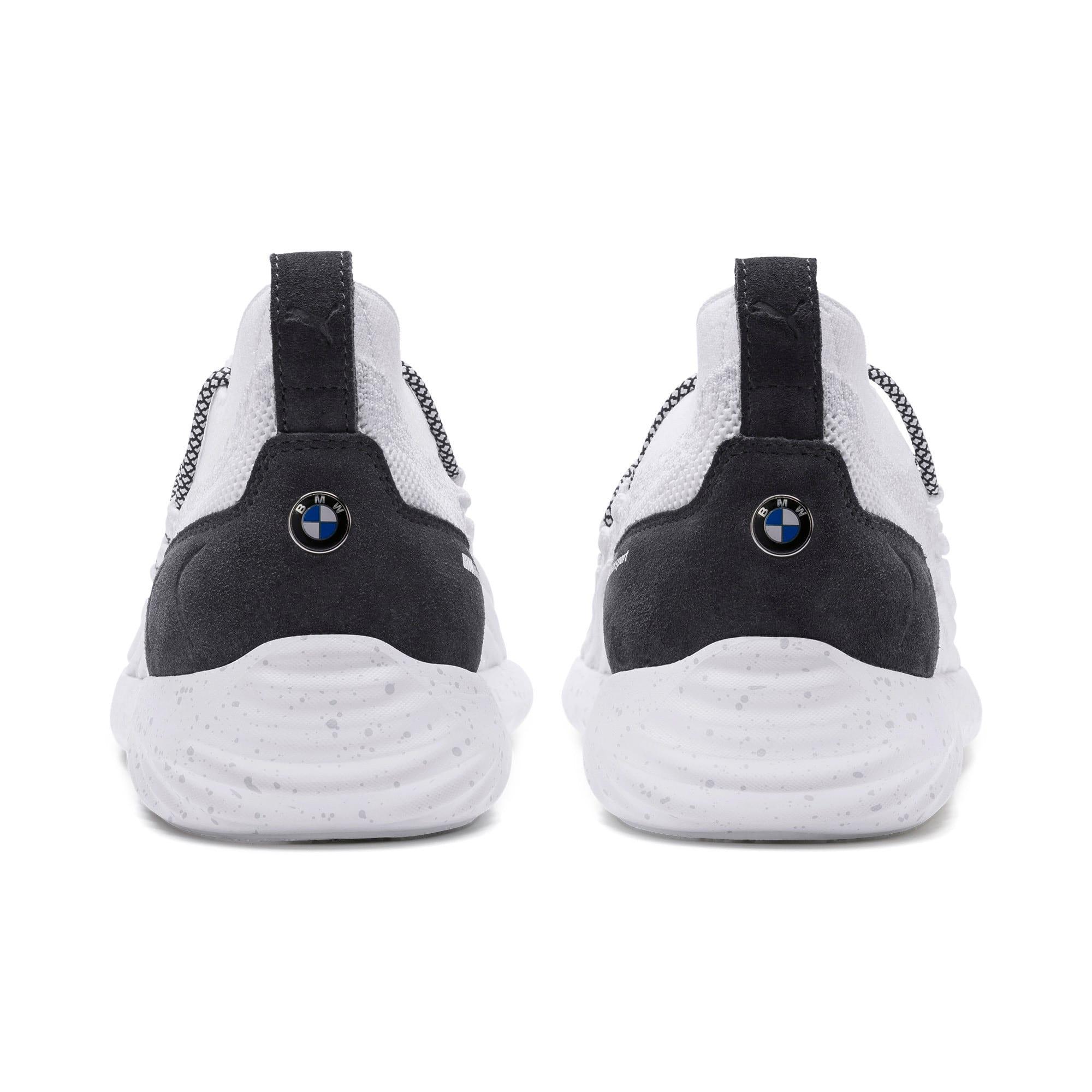 Thumbnail 4 of BMW M Motorsport SpeedCat FUSEFIT Sneakers, Puma White-Asphalt-PumaWhite, medium