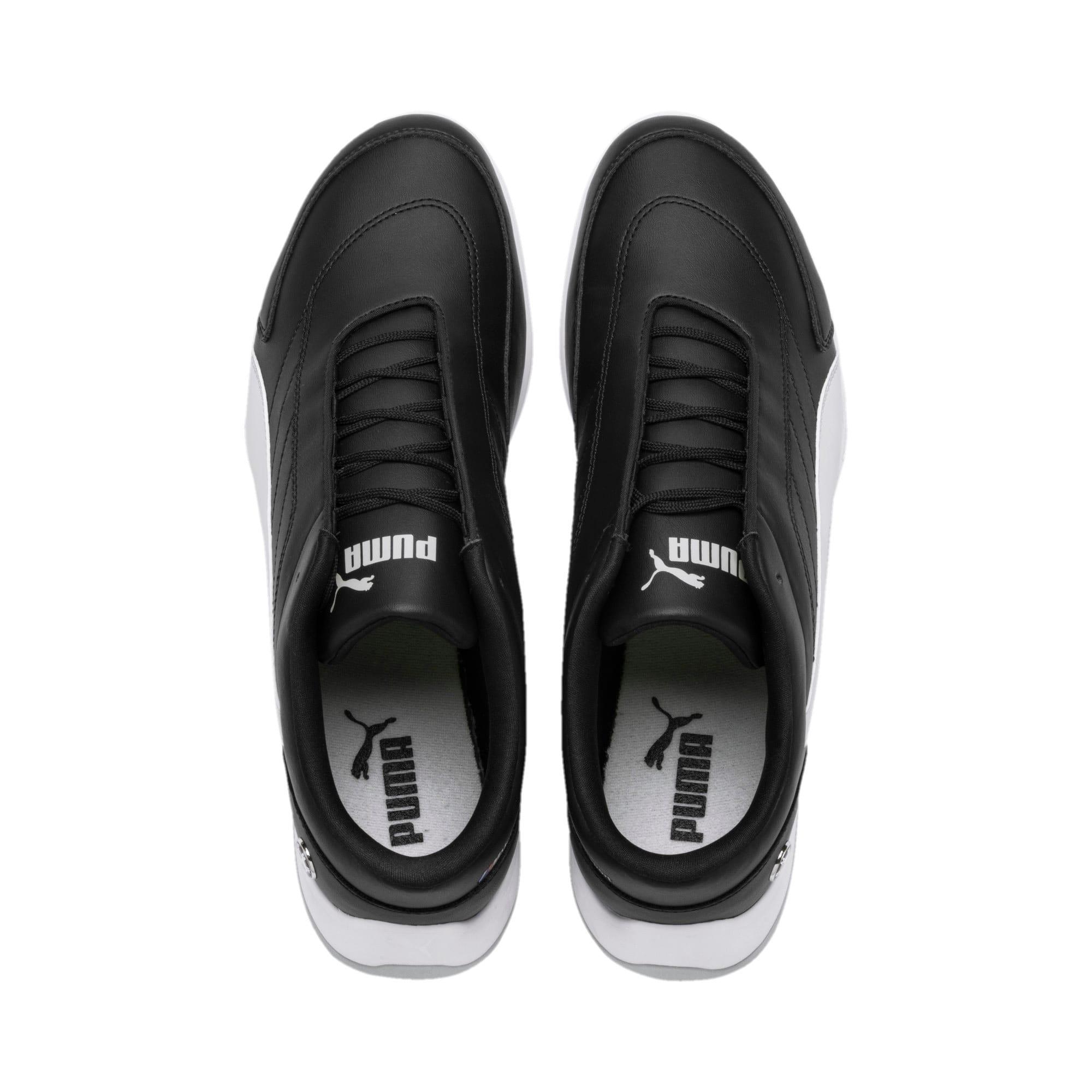 Thumbnail 7 of BMW M Motorsport Kart Cat III Shoes, Puma Black-Gray Violet, medium