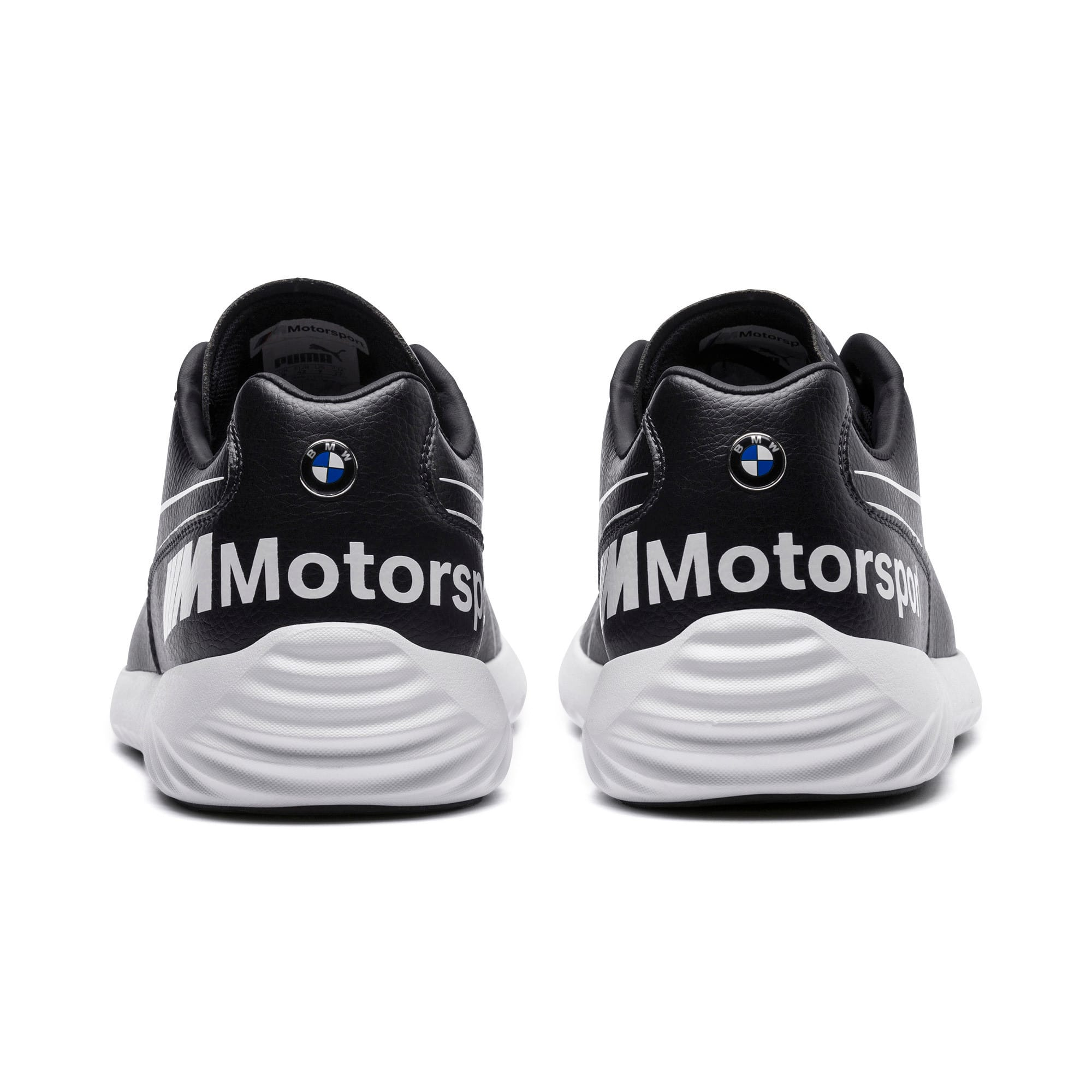 Thumbnail 4 of BMW M Motorsport SpeedCat Evo Synth Sneakers, Anthracite-Puma White, medium
