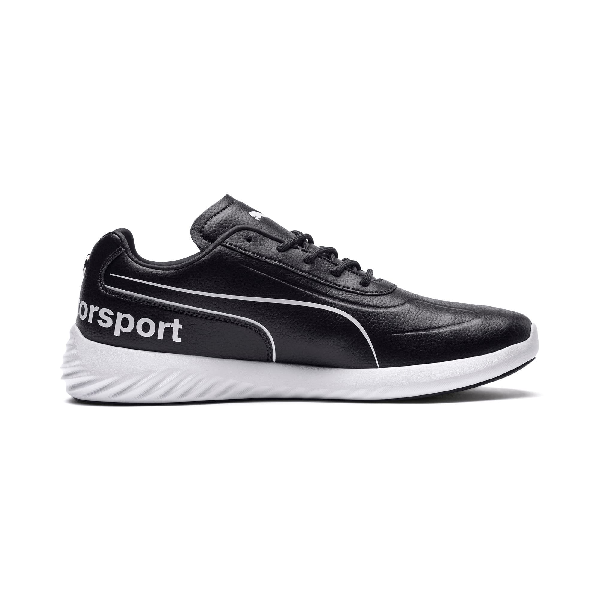 Thumbnail 5 of BMW M Motorsport SpeedCat Evo Synth Sneakers, Anthracite-Puma White, medium