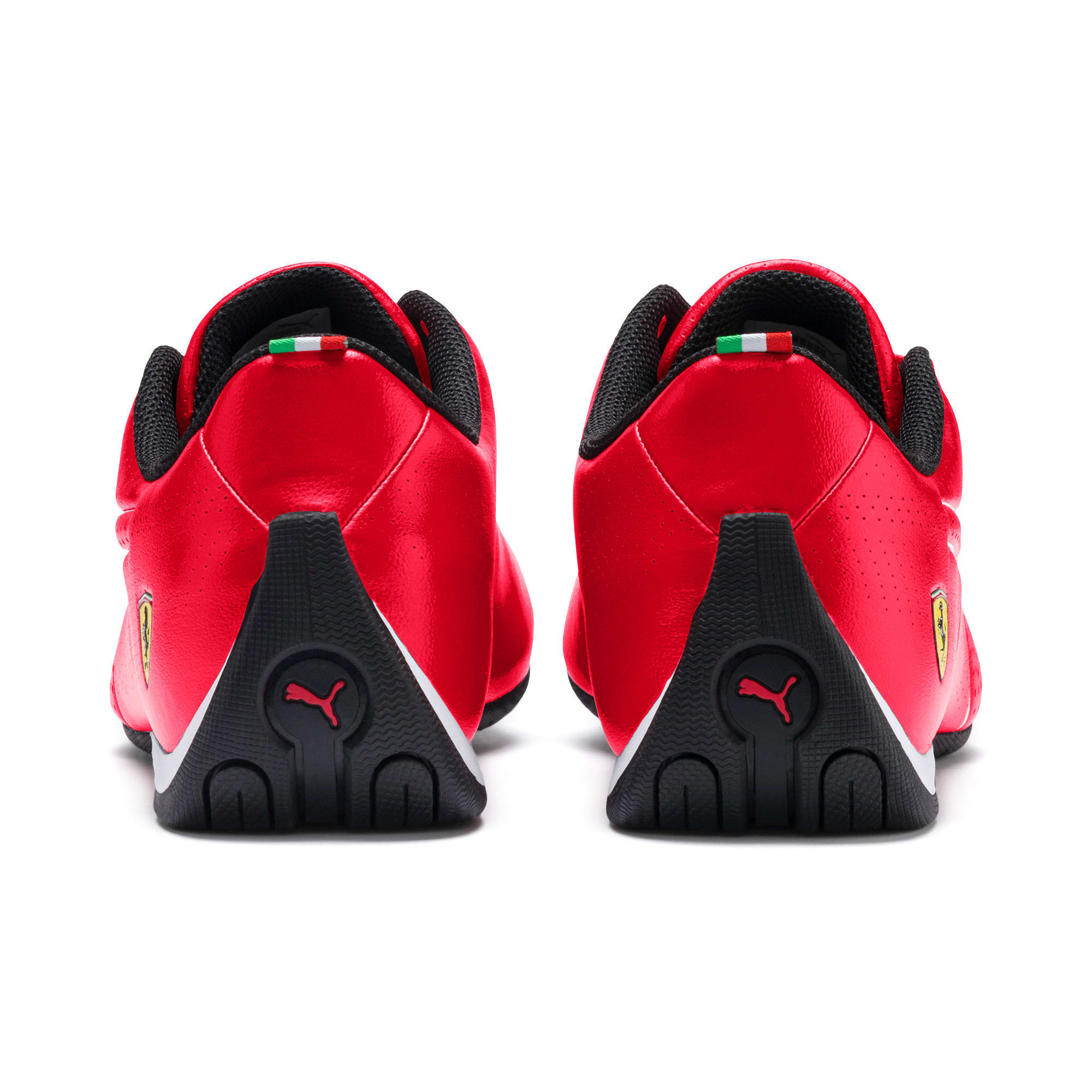 Thumbnail 3 van Ferrari Future Cat Ultra sneakers, Rosso Corsa-Puma White, medium