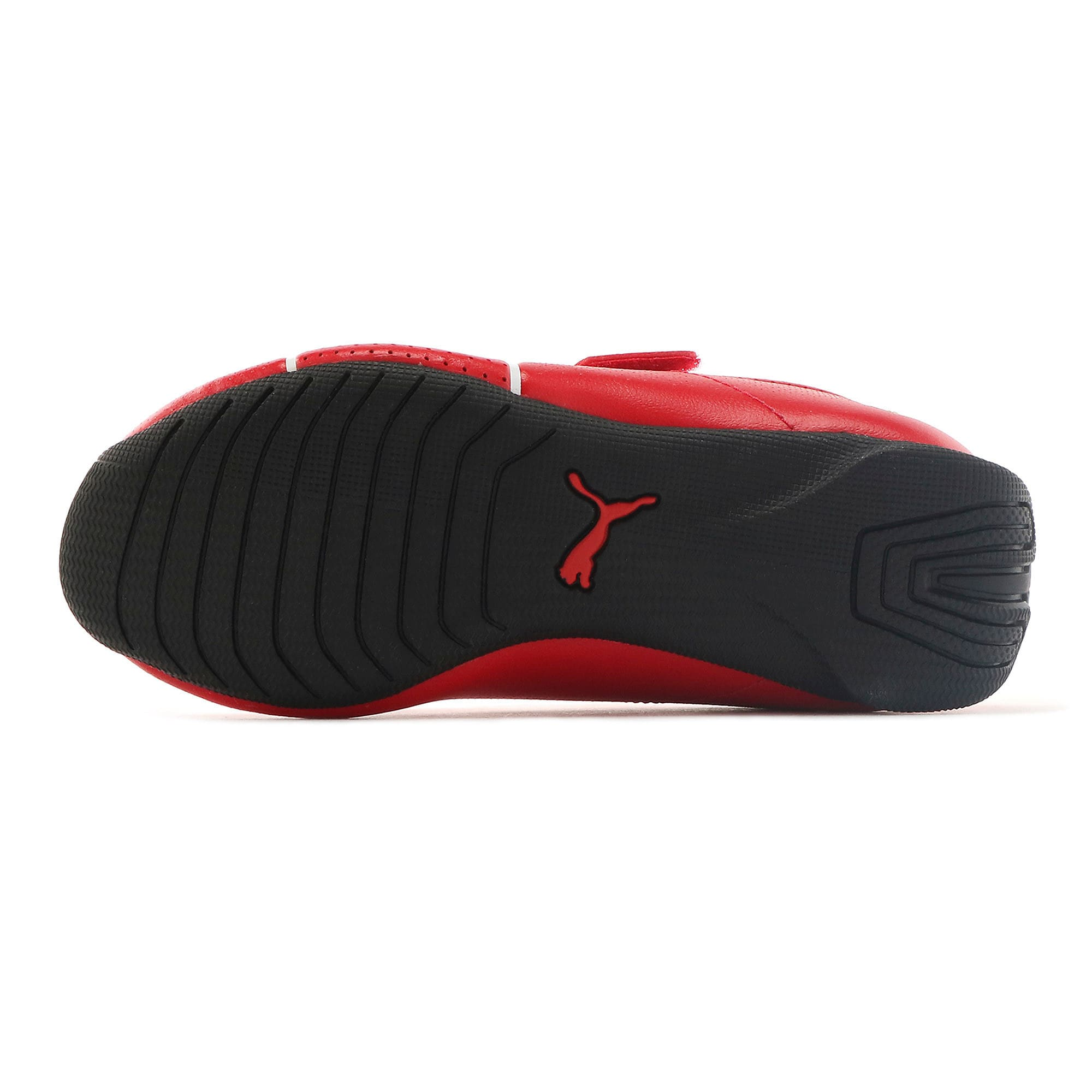 Thumbnail 4 of Scuderia Ferrari Future Cat Ultra Little Kids' Shoes, Rosso Corsa-Puma White, medium