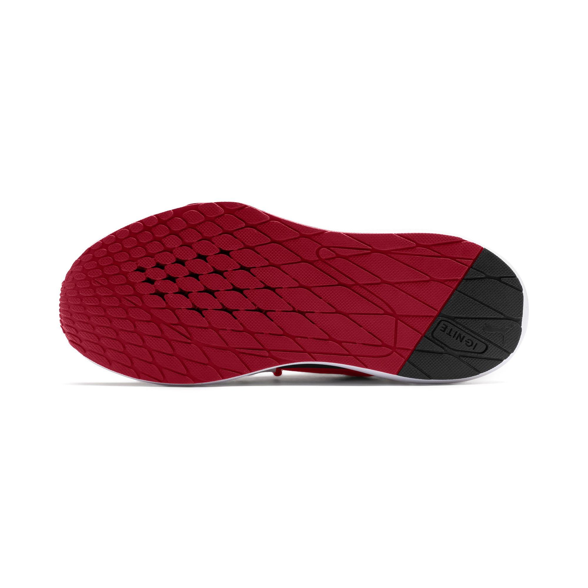 Miniatura 5 de Zapatos de entrenamiento de gamuzaScuderiaFerrariEvo Cat II, Rhubarb-Blk-PastelParchment, mediano