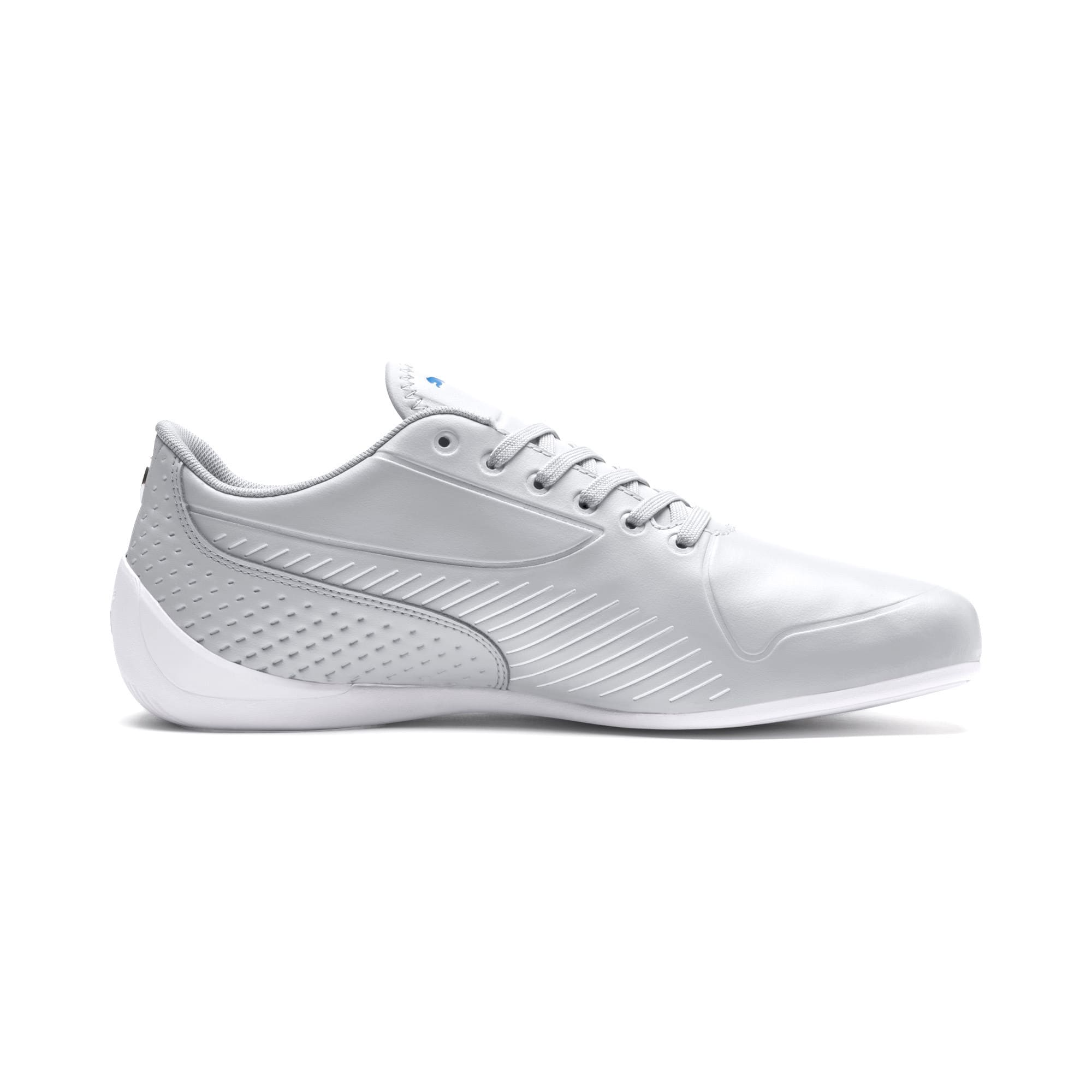 Thumbnail 5 of Mercedes AMG Petronas Drift Cat 7S Ultra Men's Shoes, Mercedes Team Silver-White, medium