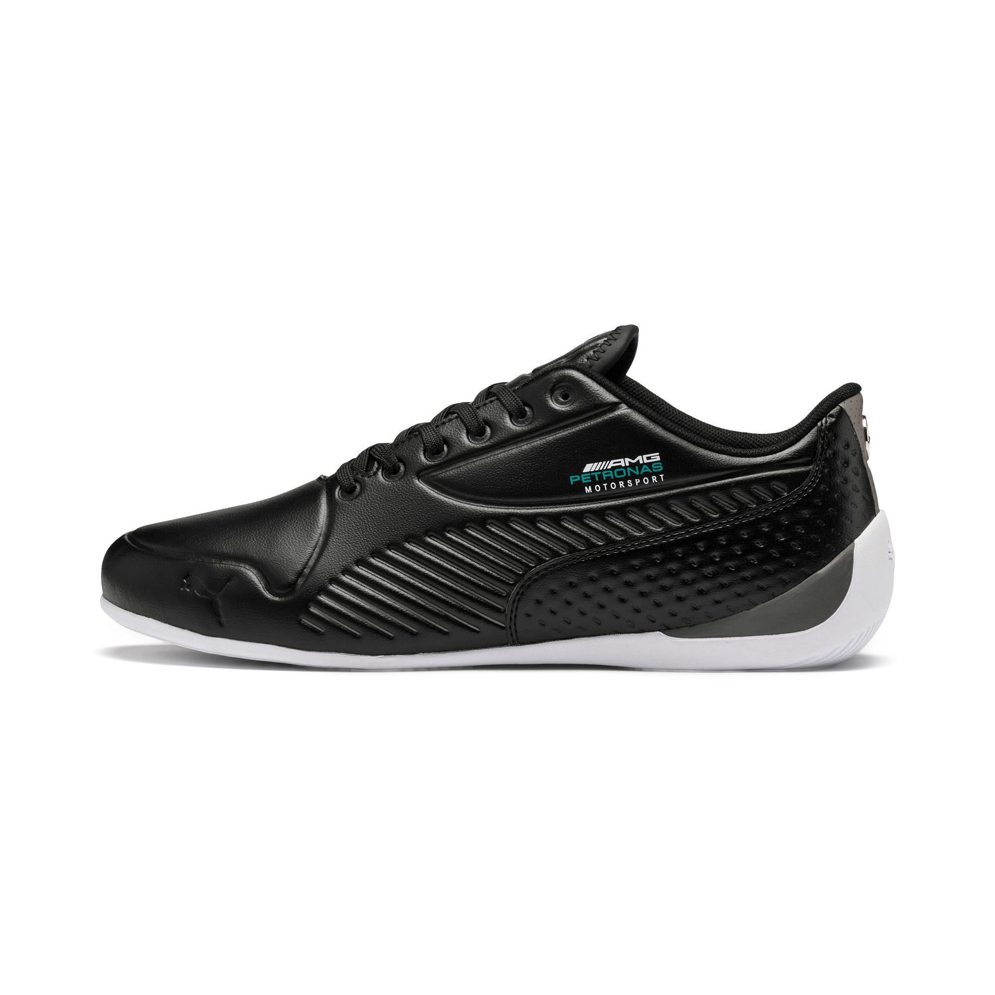 Thumbnail 1 of Mercedes AMG Petronas Drift Cat 7S Ultra Men's Shoes, Puma Black-Puma Black, medium