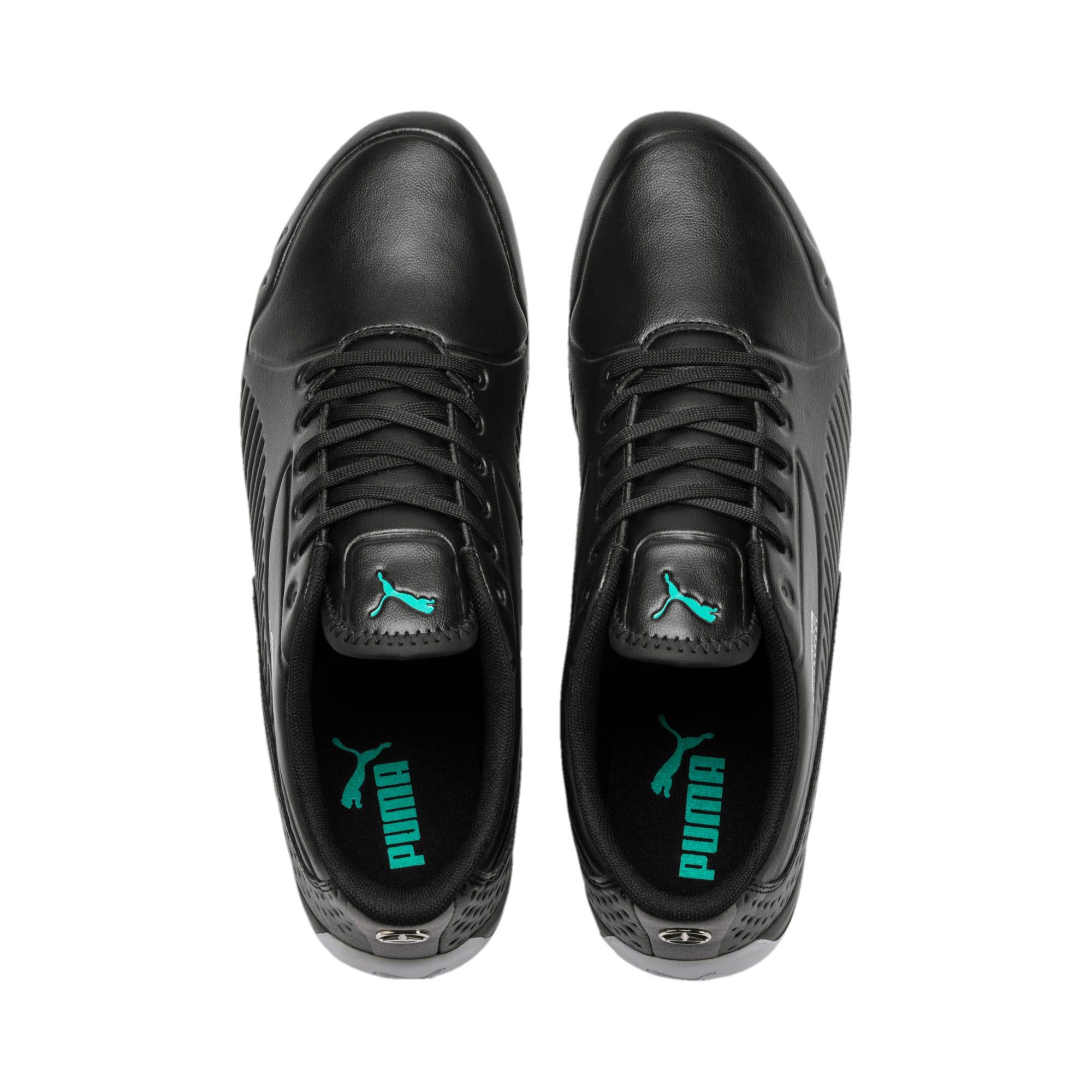 Thumbnail 7 of Mercedes AMG Petronas Drift Cat 7S Ultra Men's Shoes, Puma Black-Puma Black, medium